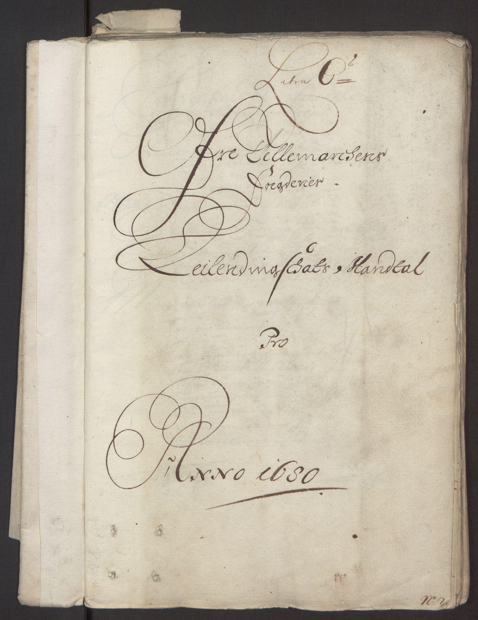 RA, Rentekammeret inntil 1814, Reviderte regnskaper, Fogderegnskap, R35/L2075: Fogderegnskap Øvre og Nedre Telemark, 1680-1684, s. 94