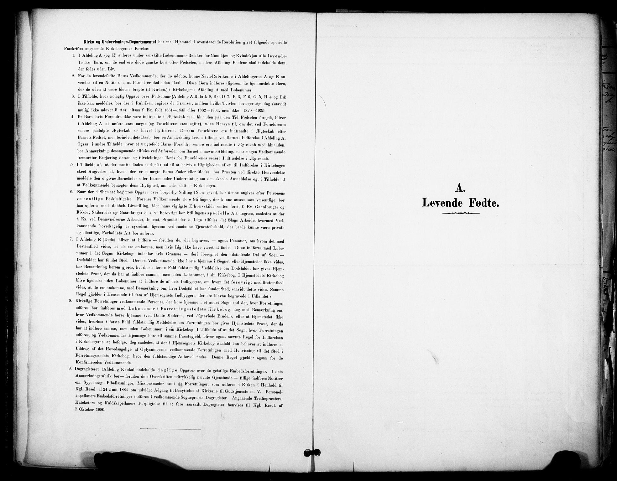 SAKO, Gransherad kirkebøker, F/Fa/L0005: Ministerialbok nr. I 5, 1887-1916