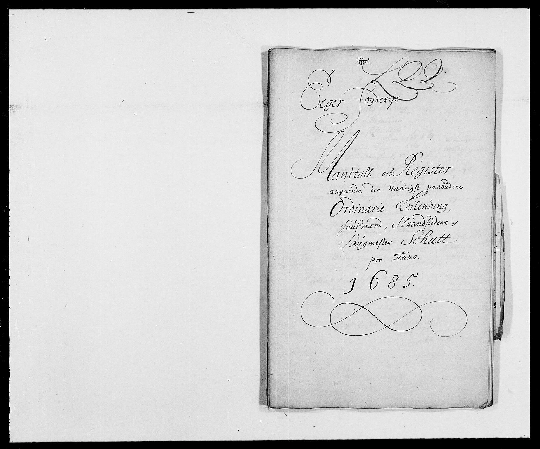 RA, Rentekammeret inntil 1814, Reviderte regnskaper, Fogderegnskap, R26/L1685: Fogderegnskap Eiker, 1679-1686, s. 65