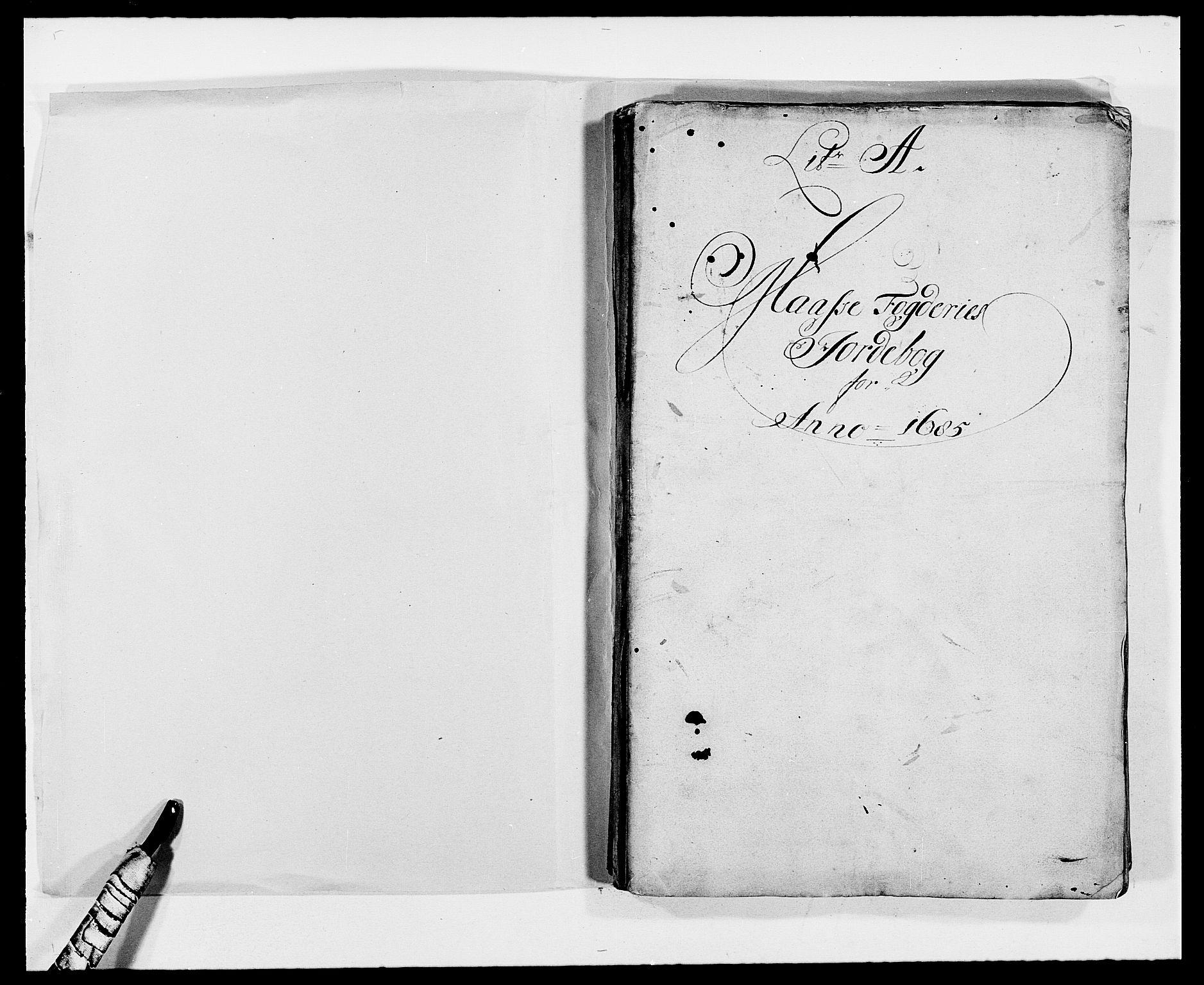 RA, Rentekammeret inntil 1814, Reviderte regnskaper, Fogderegnskap, R02/L0105: Fogderegnskap Moss og Verne kloster, 1685-1687, s. 14