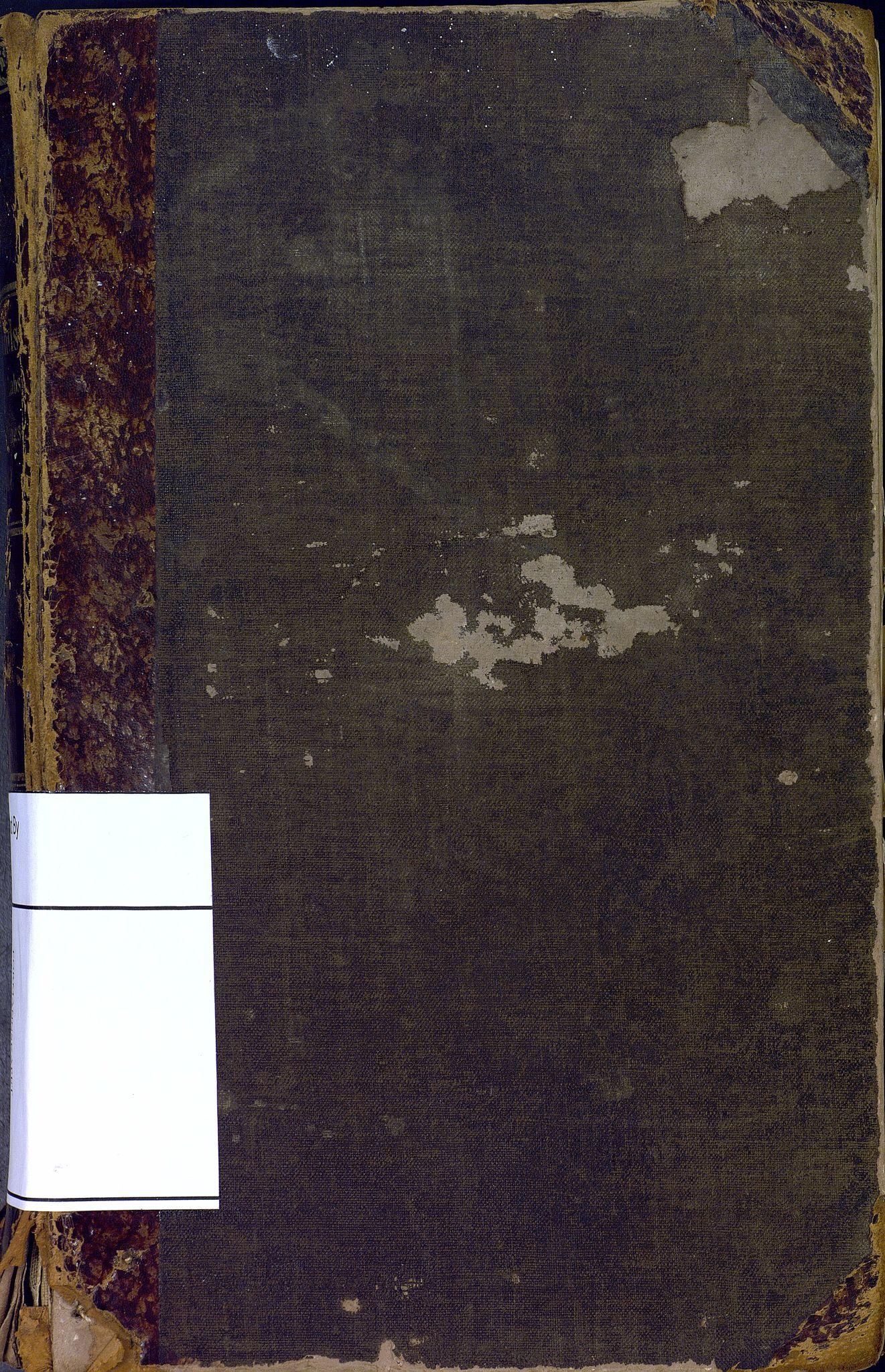 IKAV, Farsund By - Formannskapet, Aa/L0003: Møtebok, 1878-1893