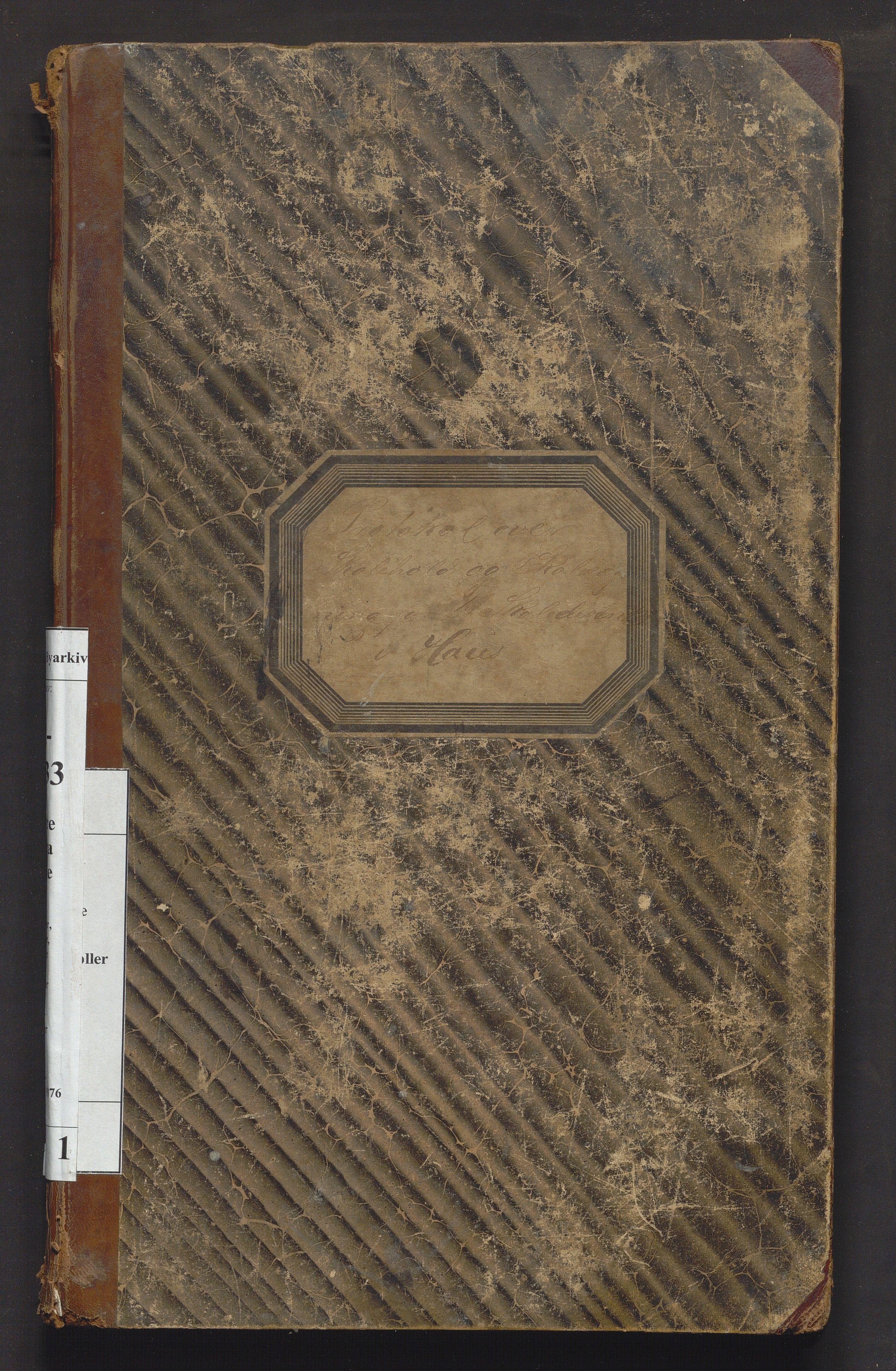 BBA, Indre Arna skole, G/Gc/Gca/L0001: Karakterprotokoll, 1876-1886