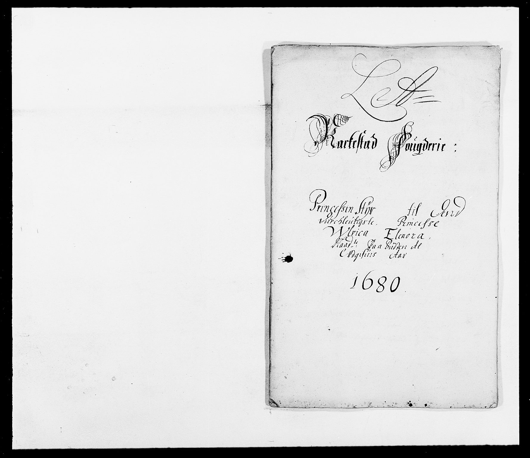RA, Rentekammeret inntil 1814, Reviderte regnskaper, Fogderegnskap, R05/L0272: Fogderegnskap Rakkestad, 1680-1681, s. 8