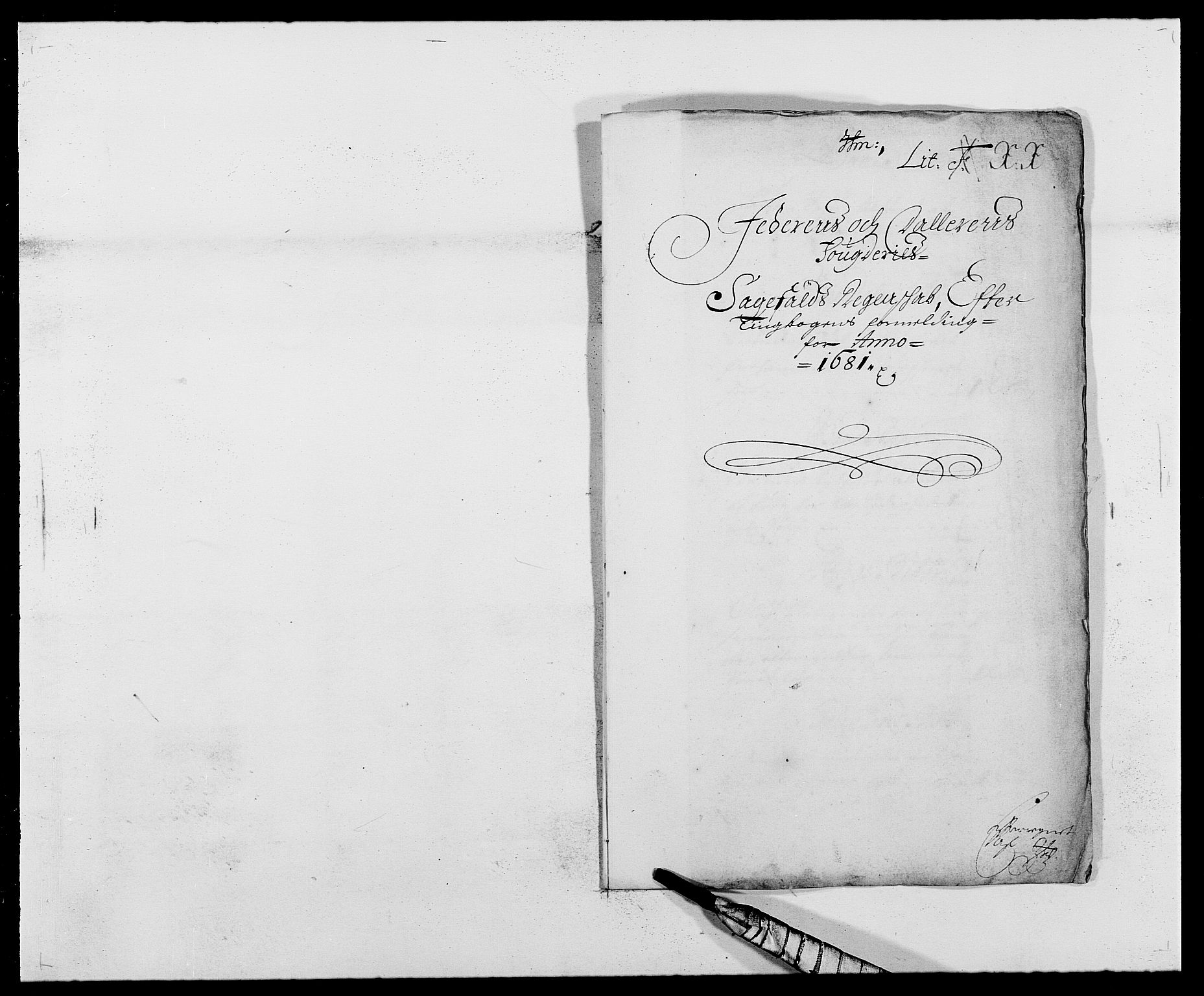 RA, Rentekammeret inntil 1814, Reviderte regnskaper, Fogderegnskap, R46/L2722: Fogderegnskap Jæren og Dalane, 1681, s. 147