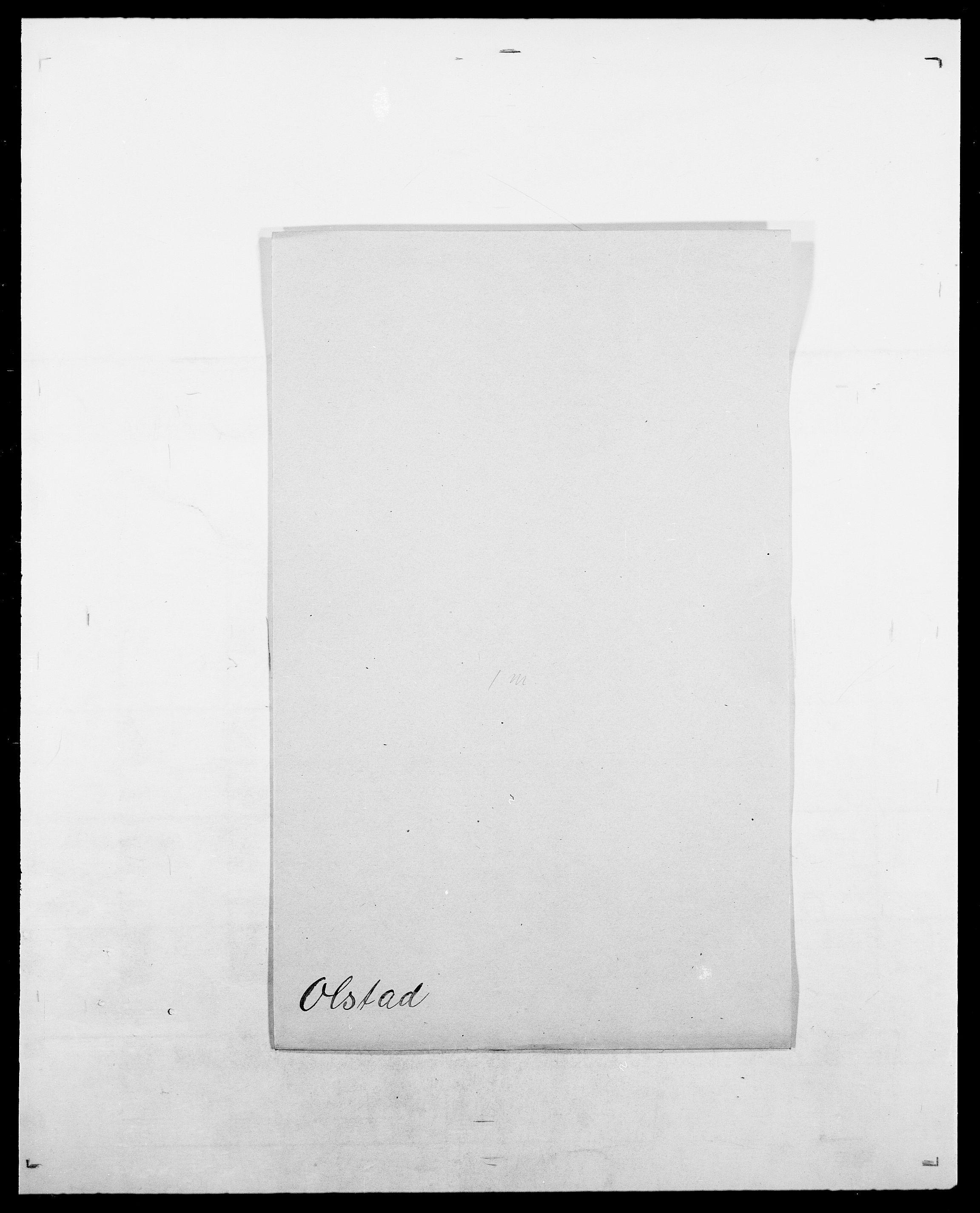 SAO, Delgobe, Charles Antoine - samling, D/Da/L0029: Obel - Oxholm, s. 253