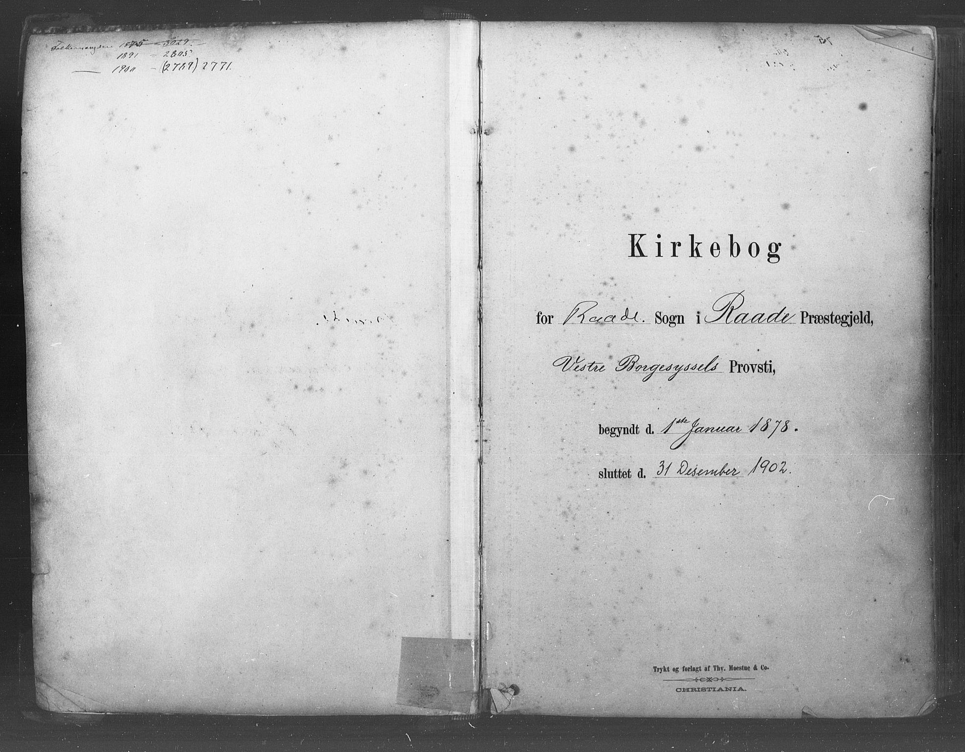 SAO, Råde prestekontor kirkebøker, F/Fa/L0007: Ministerialbok nr. 7, 1878-1902