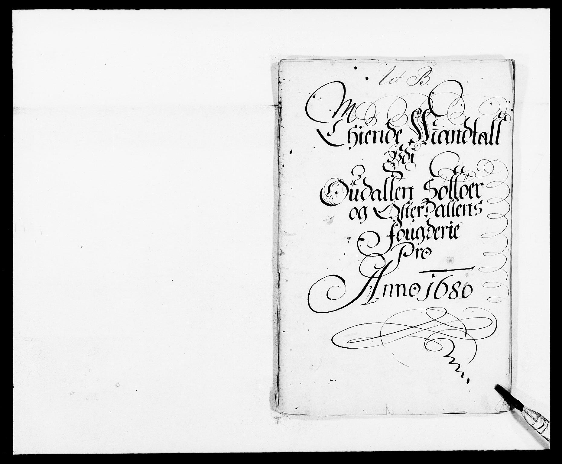 RA, Rentekammeret inntil 1814, Reviderte regnskaper, Fogderegnskap, R13/L0817: Fogderegnskap Solør, Odal og Østerdal, 1680, s. 126