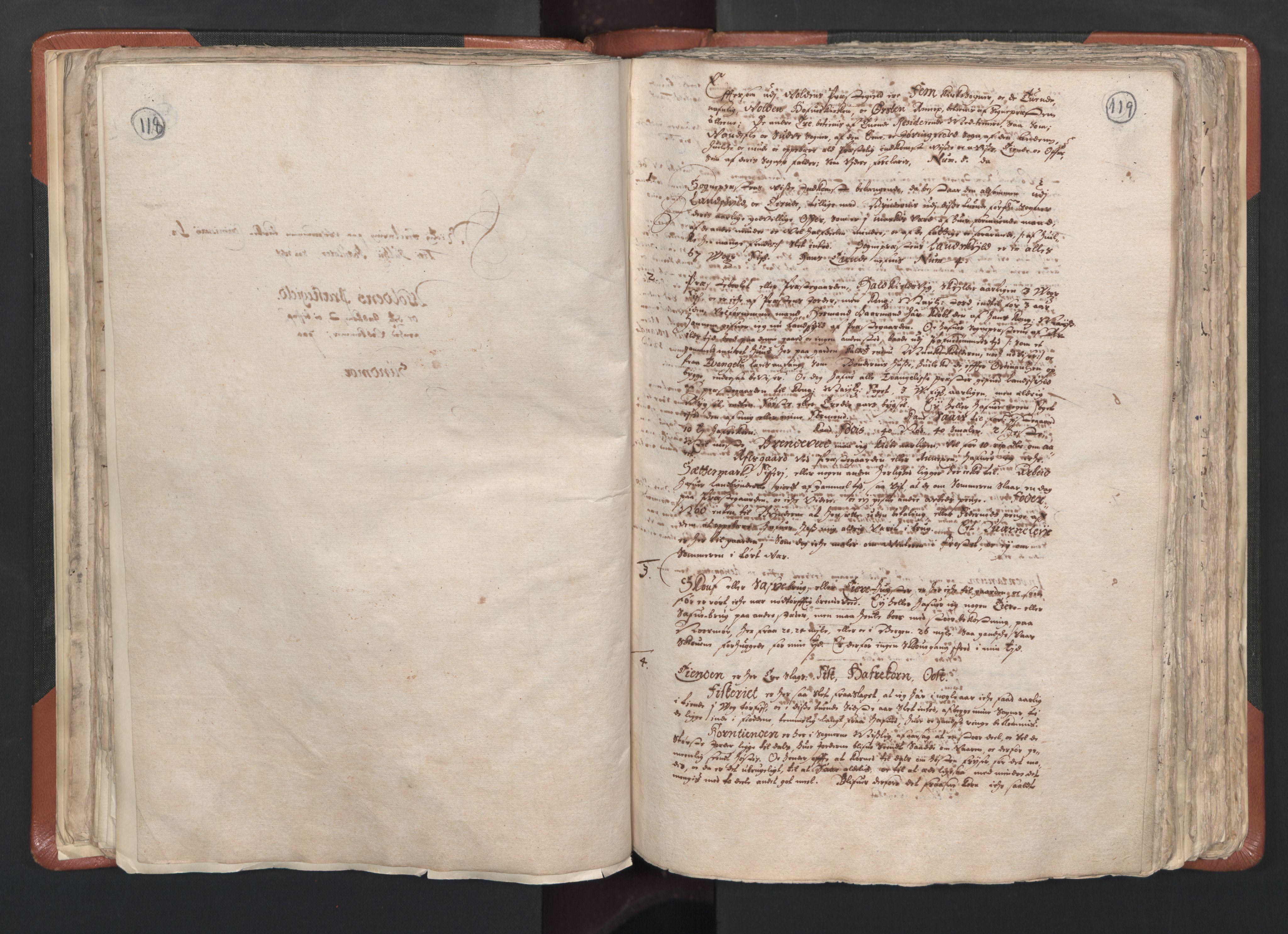 RA, Sogneprestenes manntall 1664-1666, nr. 26: Sunnmøre prosti, 1664-1666, s. 118-119