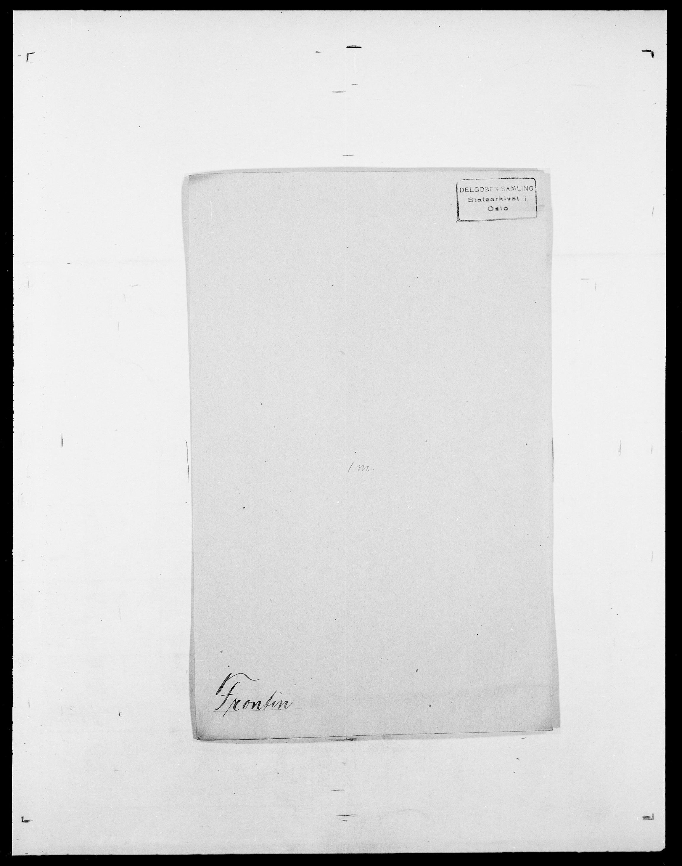 SAO, Delgobe, Charles Antoine - samling, D/Da/L0013: Forbos - Geving, s. 29