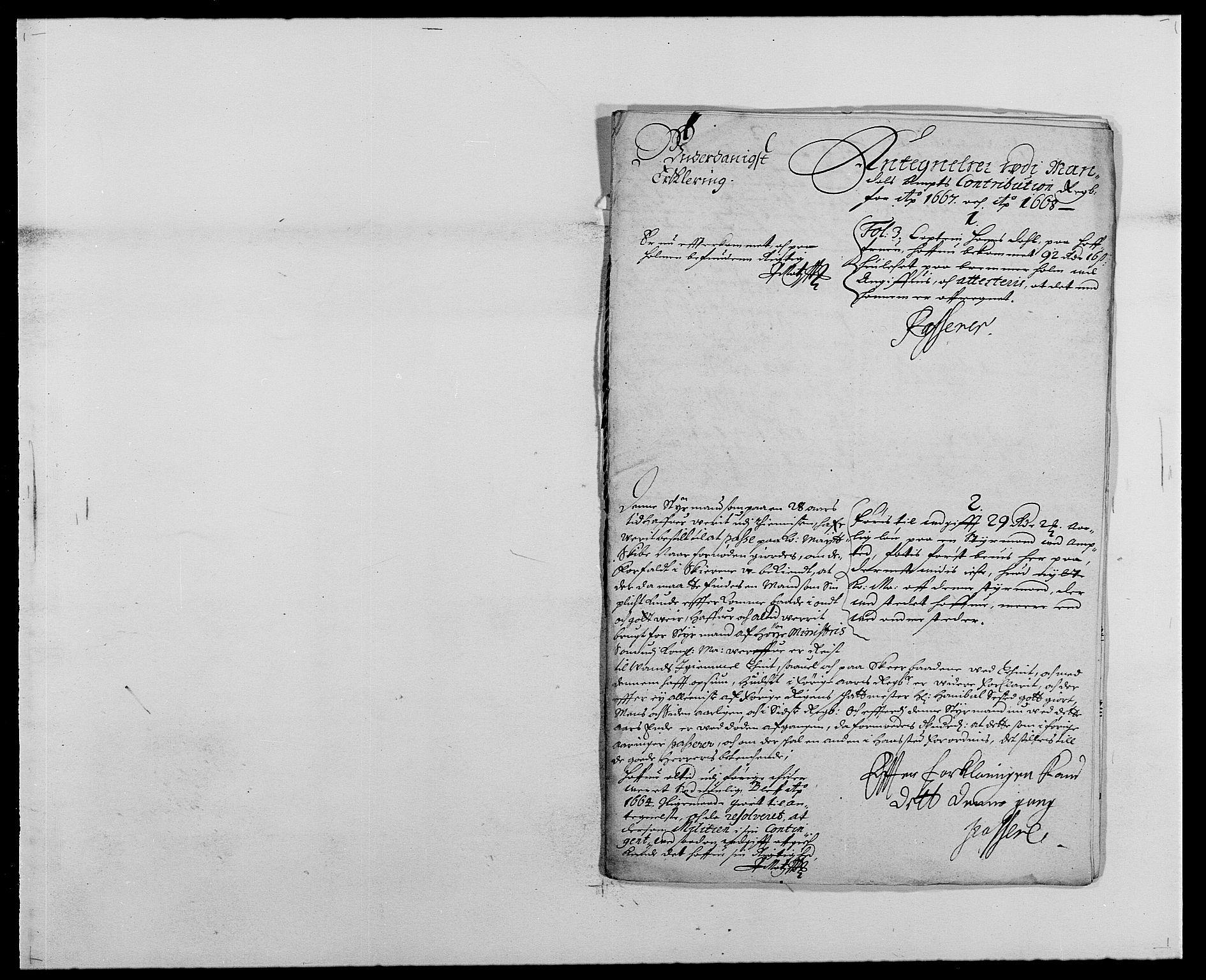 RA, Rentekammeret inntil 1814, Reviderte regnskaper, Fogderegnskap, R42/L2538: Mandal fogderi, 1667-1670, s. 51