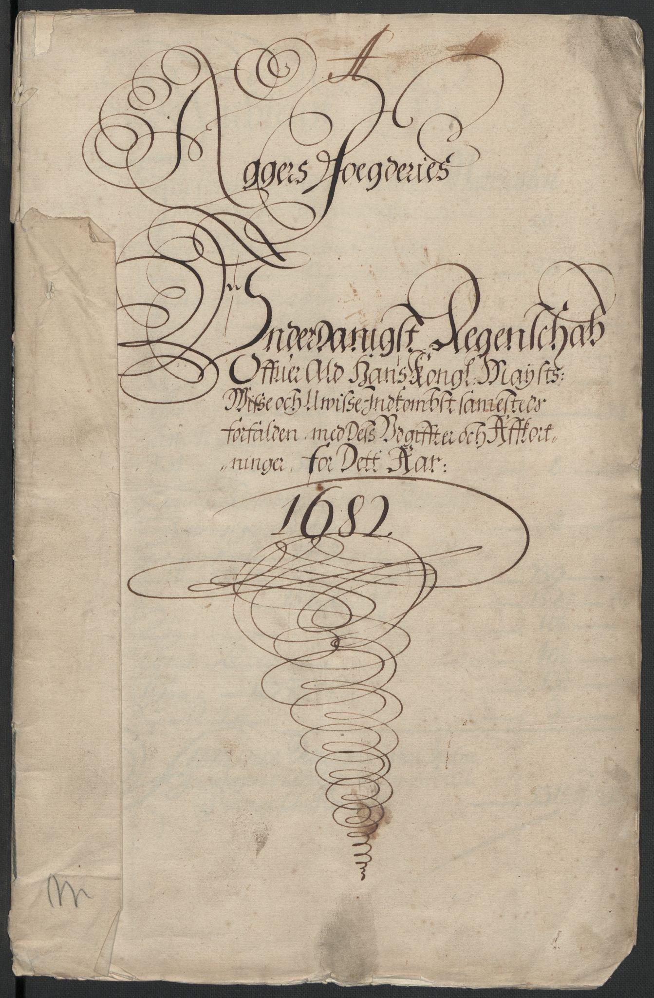 RA, Rentekammeret inntil 1814, Reviderte regnskaper, Fogderegnskap, R08/L0420: Fogderegnskap Aker, 1682-1691, s. 110