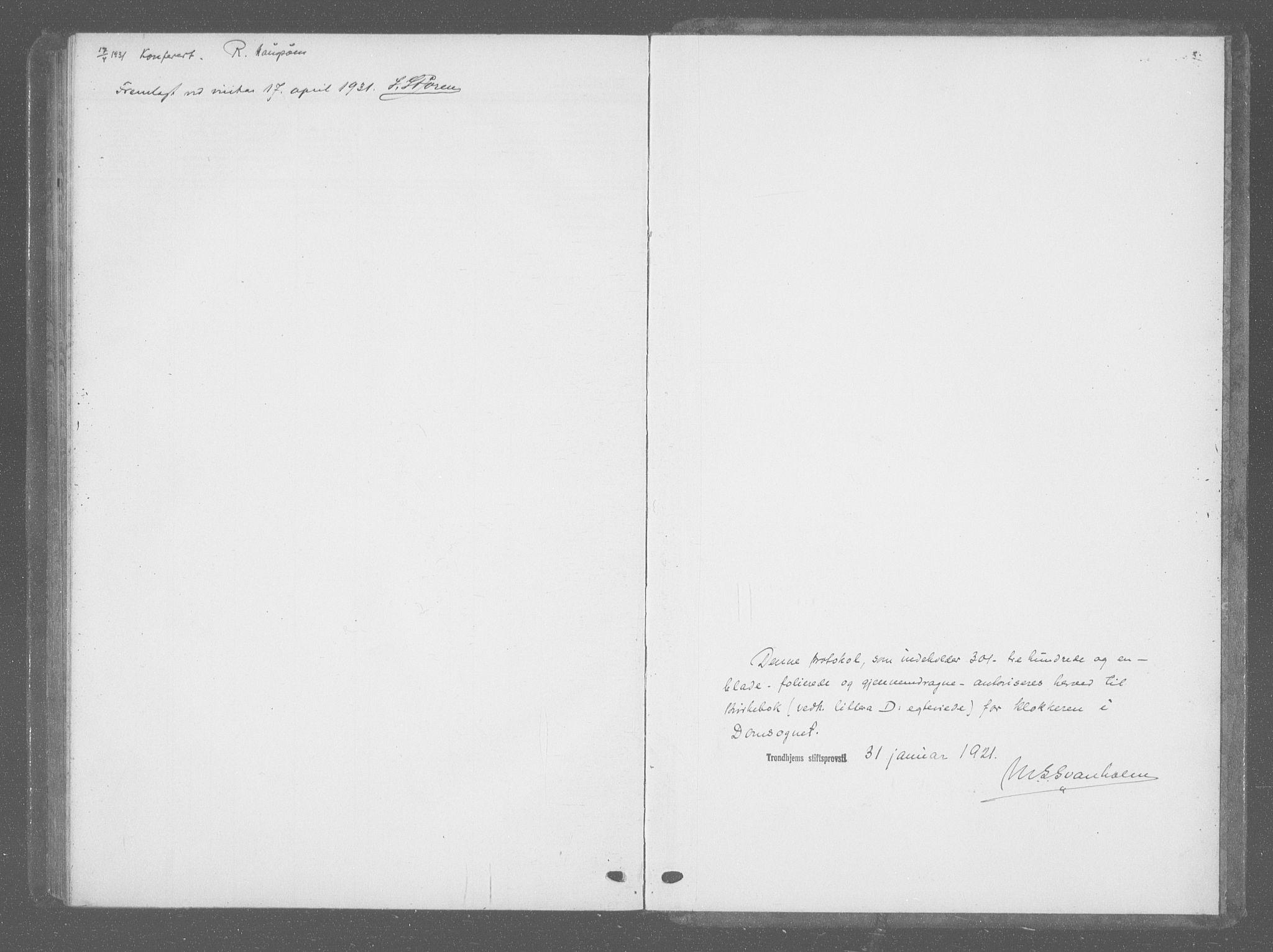 SAT, Ministerialprotokoller, klokkerbøker og fødselsregistre - Sør-Trøndelag, 601/L0098: Klokkerbok nr. 601C16, 1921-1934