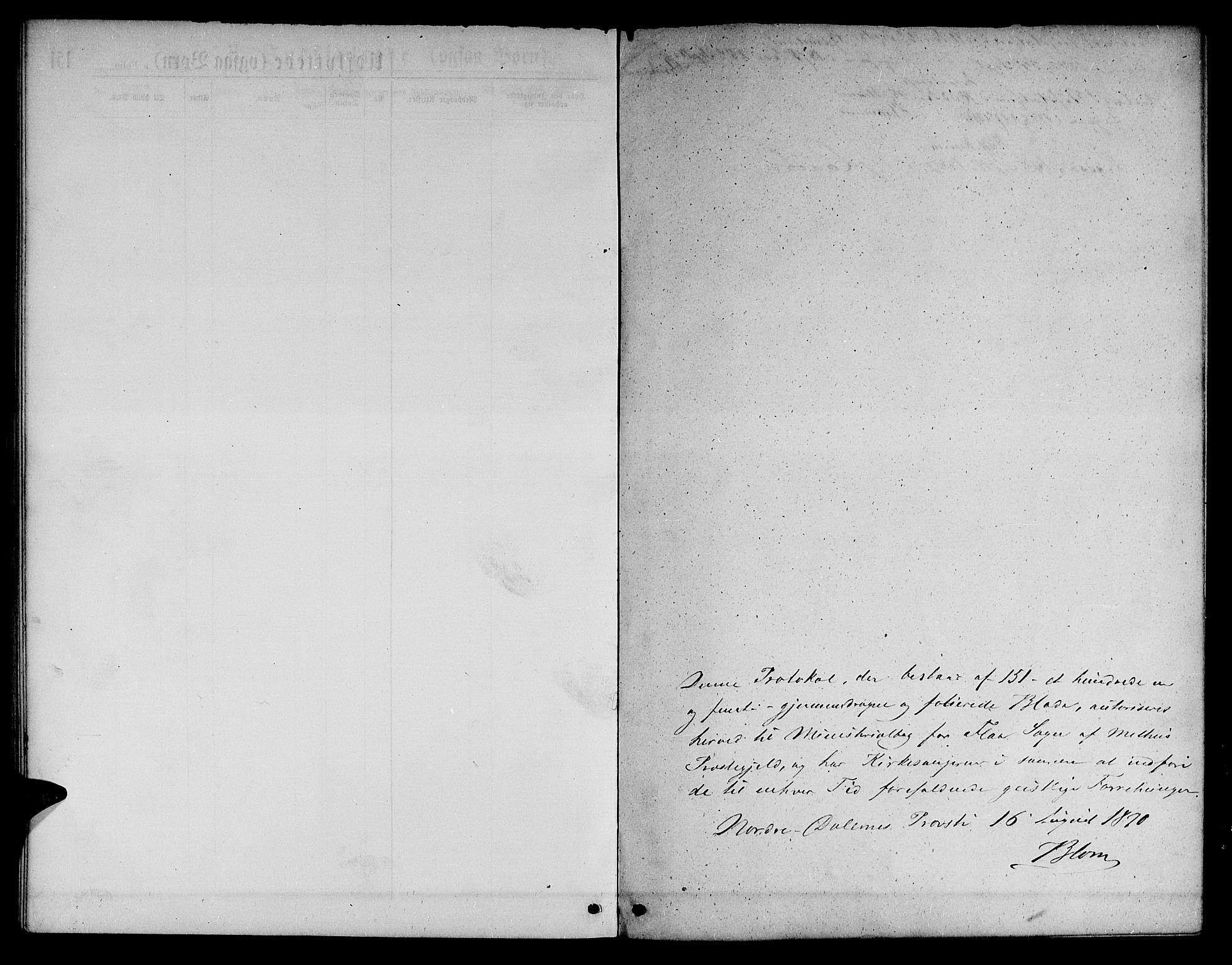SAT, Ministerialprotokoller, klokkerbøker og fødselsregistre - Sør-Trøndelag, 693/L1122: Klokkerbok nr. 693C03, 1870-1886