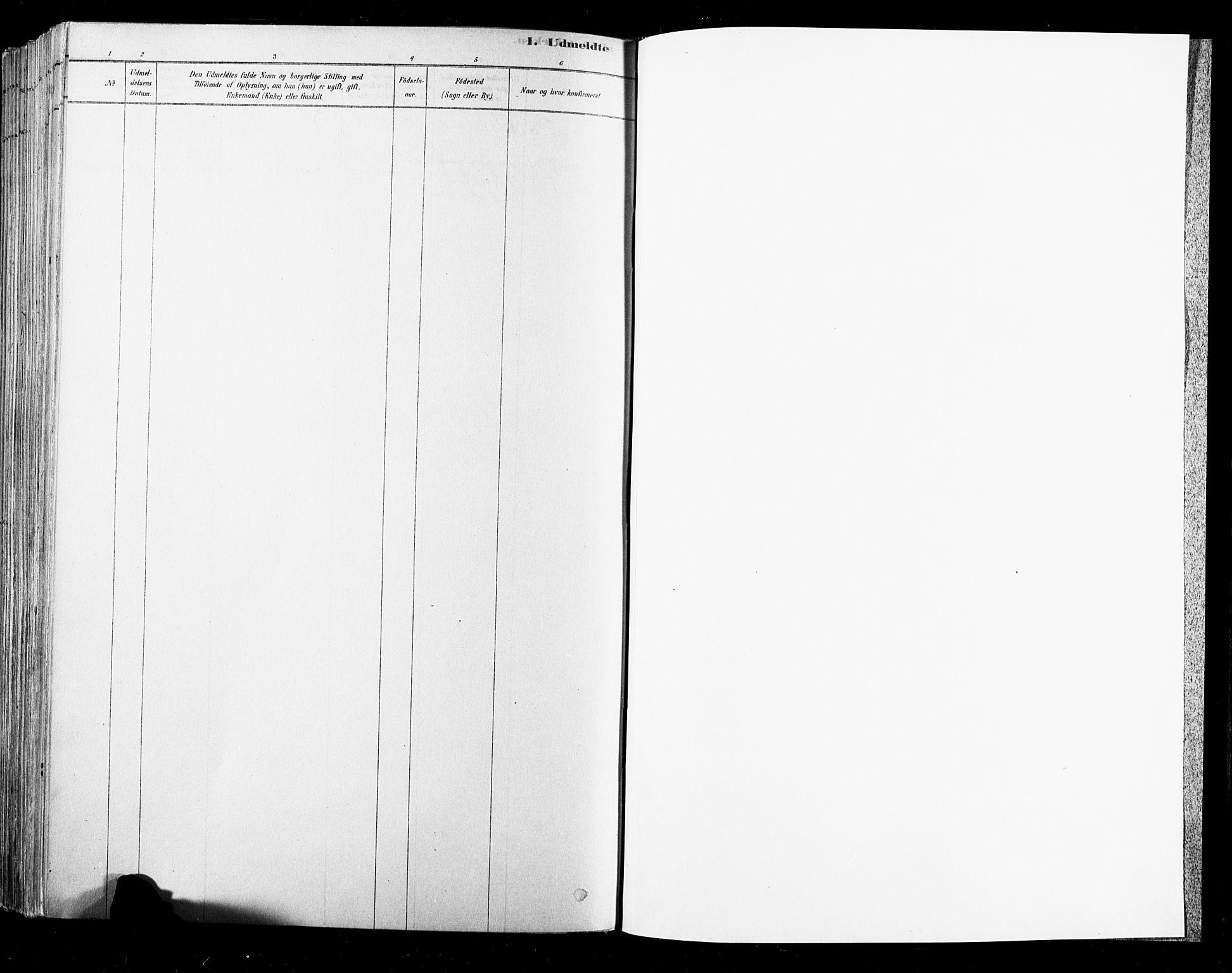 SAKO, Strømsø kirkebøker, F/Fb/L0006: Ministerialbok nr. II 6, 1879-1910