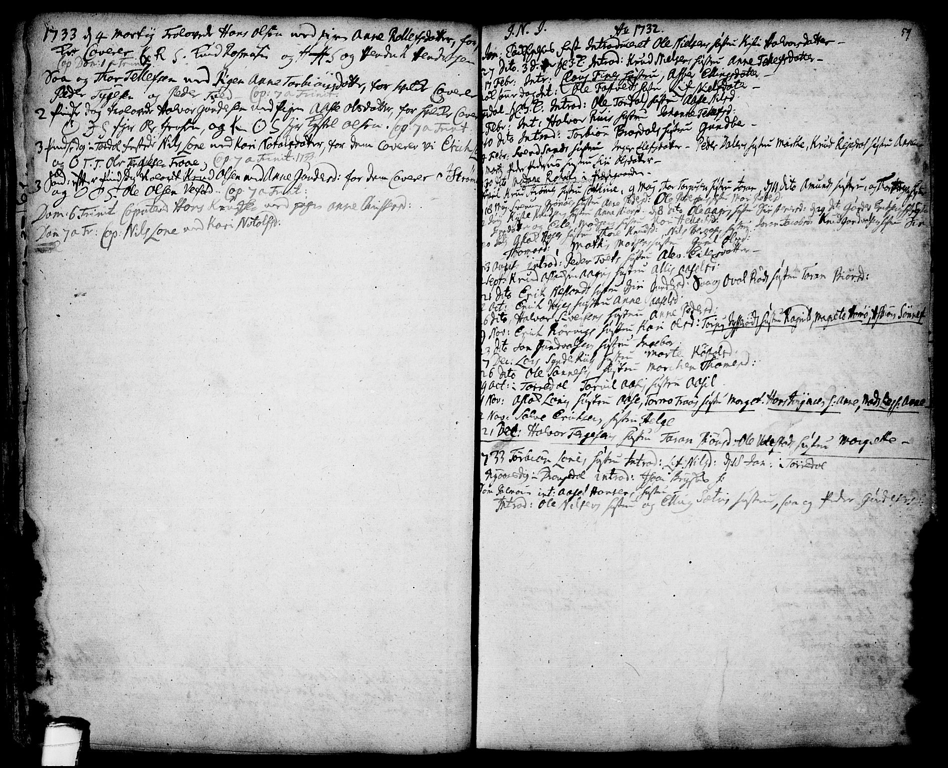 SAKO, Drangedal kirkebøker, F/Fa/L0001: Ministerialbok nr. 1, 1697-1767, s. 59