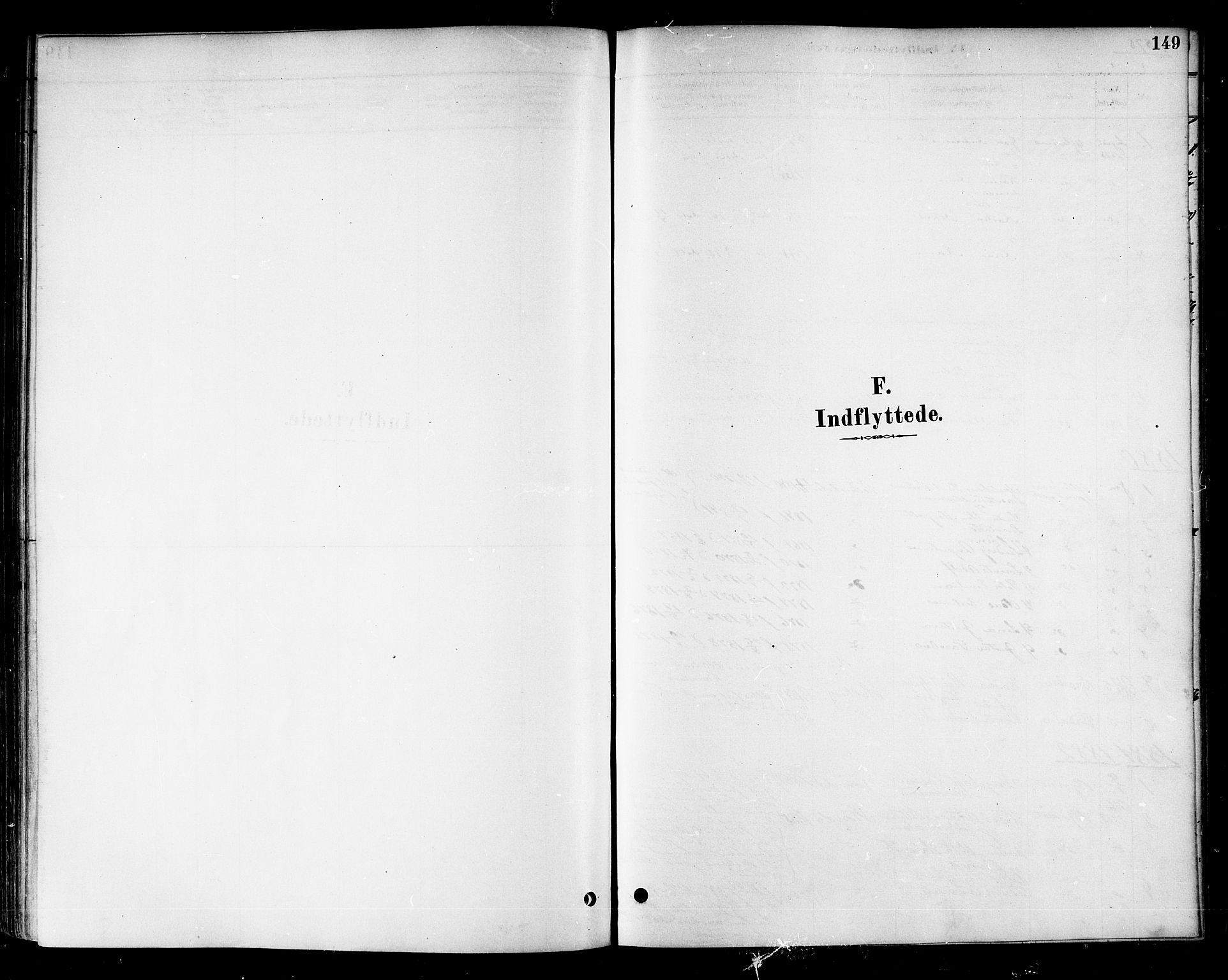 SAT, Ministerialprotokoller, klokkerbøker og fødselsregistre - Nord-Trøndelag, 741/L0395: Ministerialbok nr. 741A09, 1878-1888, s. 149