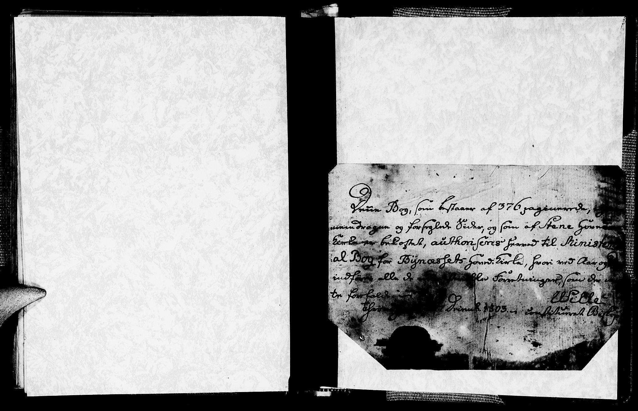 SAT, Ministerialprotokoller, klokkerbøker og fødselsregistre - Sør-Trøndelag, 612/L0371: Ministerialbok nr. 612A05, 1803-1816
