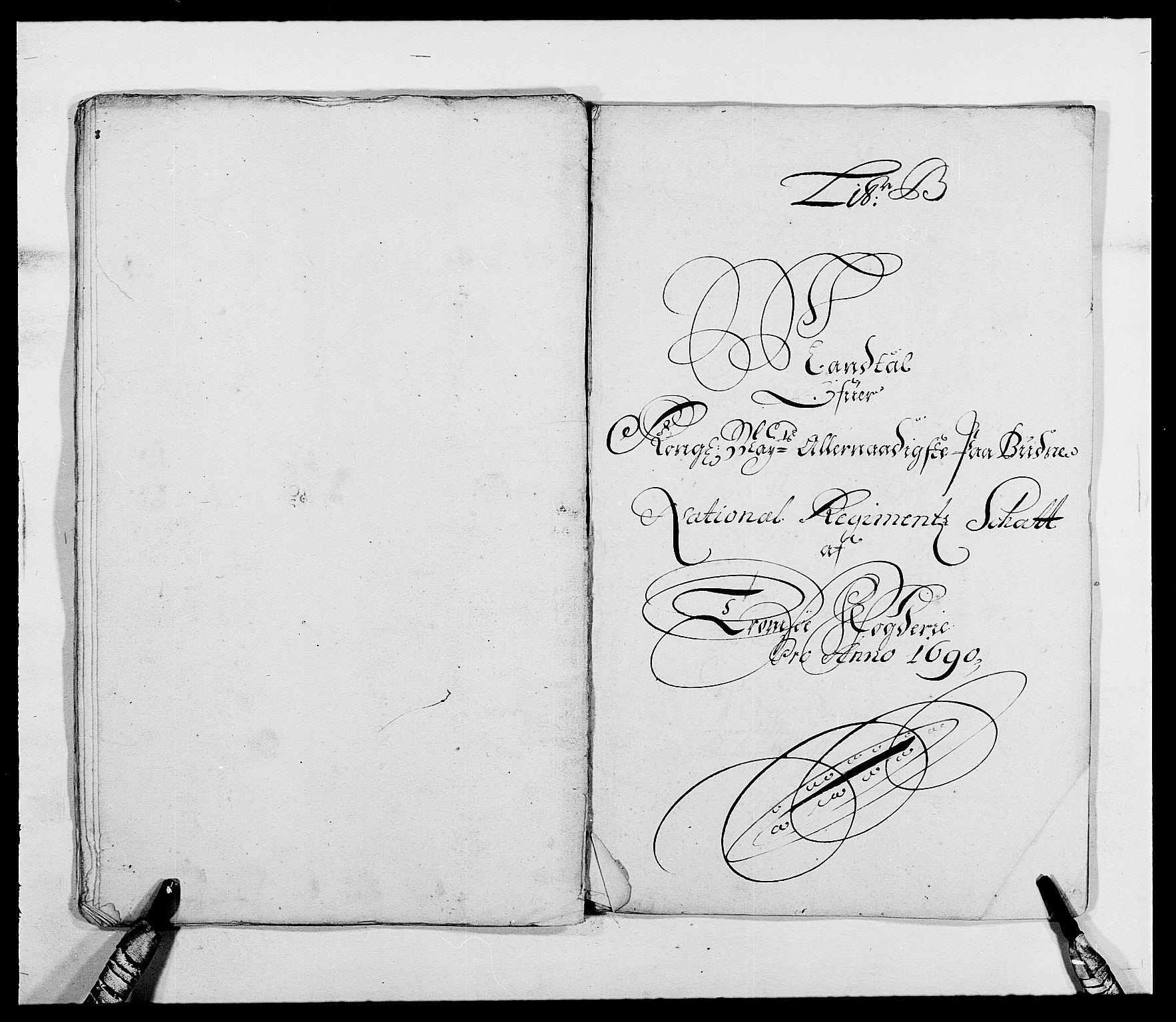 RA, Rentekammeret inntil 1814, Reviderte regnskaper, Fogderegnskap, R68/L4751: Fogderegnskap Senja og Troms, 1690-1693, s. 21