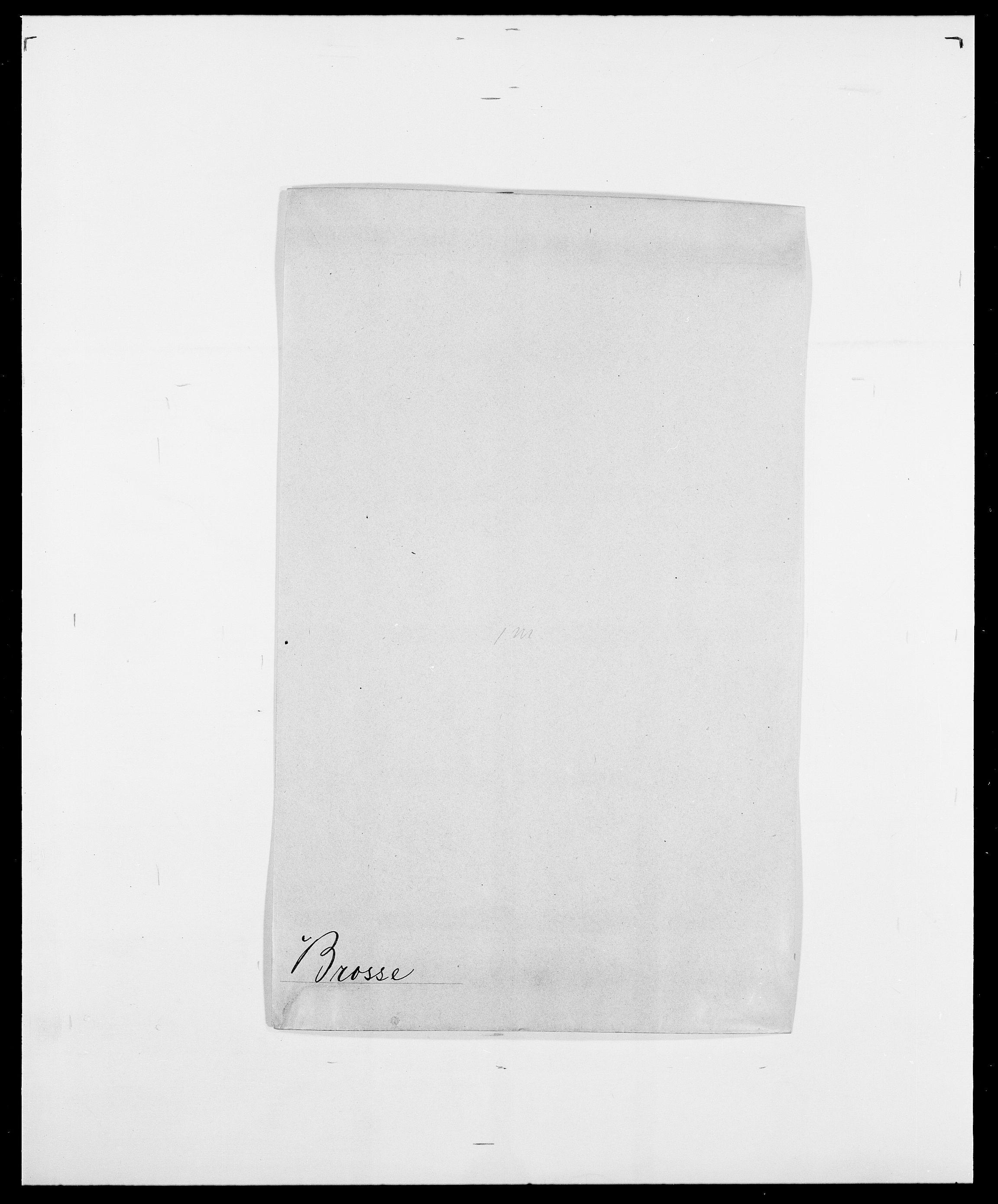 SAO, Delgobe, Charles Antoine - samling, D/Da/L0006: Brambani - Brønø, s. 528