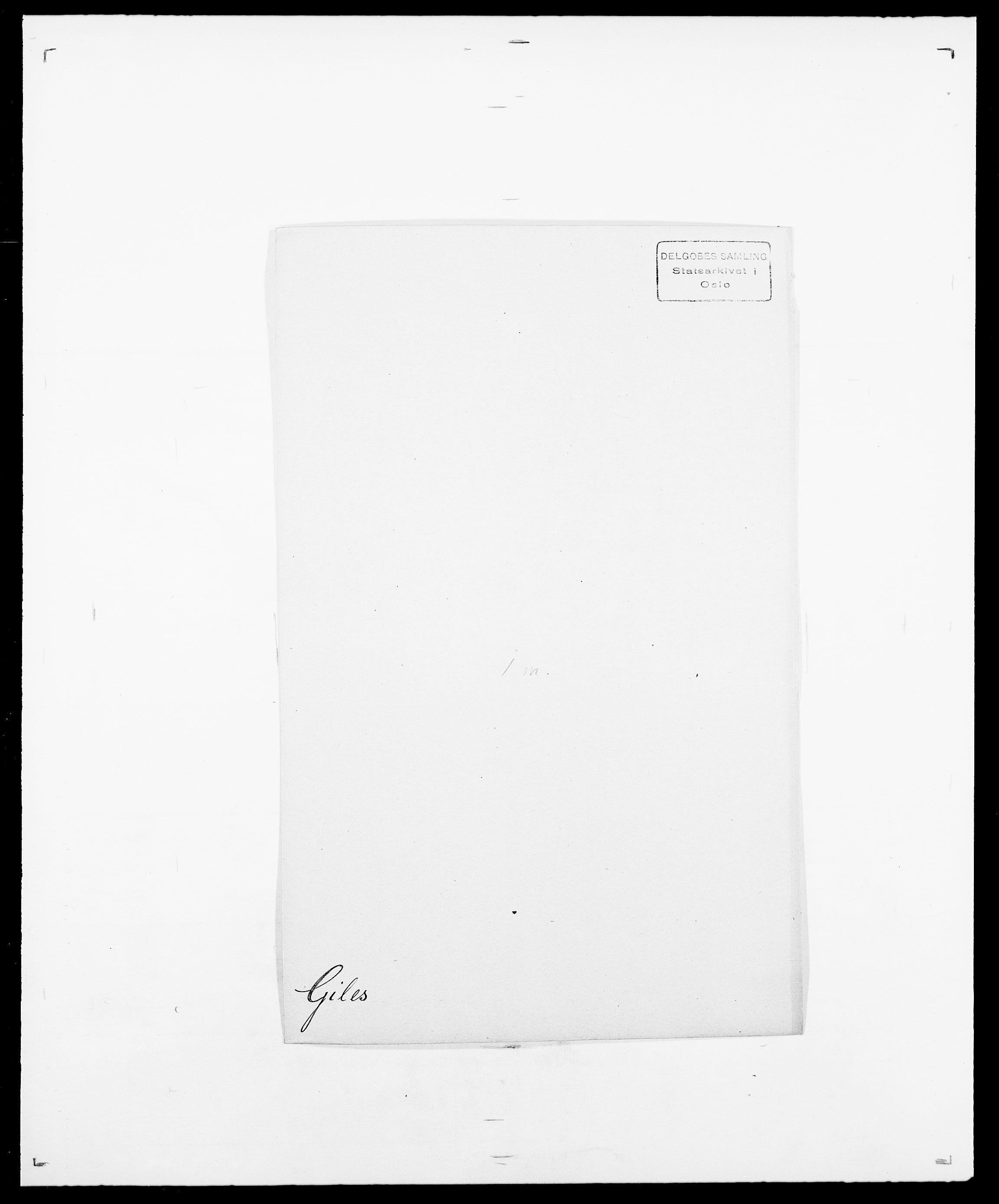 SAO, Delgobe, Charles Antoine - samling, D/Da/L0014: Giebdhausen - Grip, s. 26