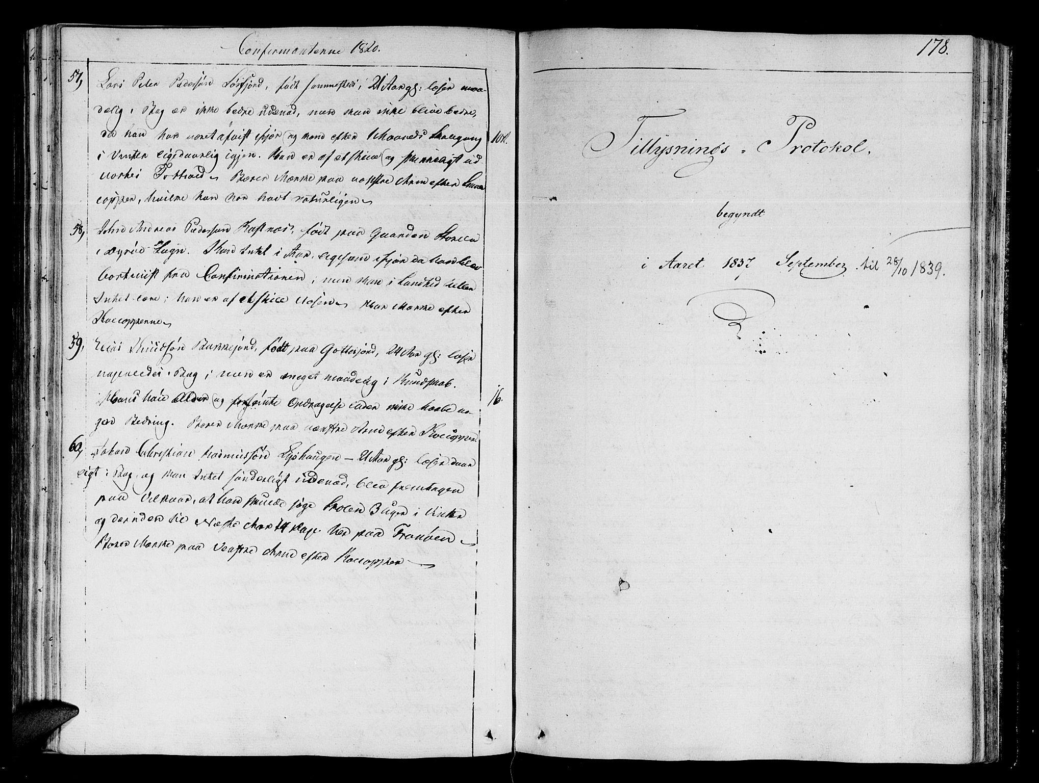 SATØ, Tranøy sokneprestkontor, I/Ia/Iaa/L0003kirke: Ministerialbok nr. 3, 1807-1820, s. 178