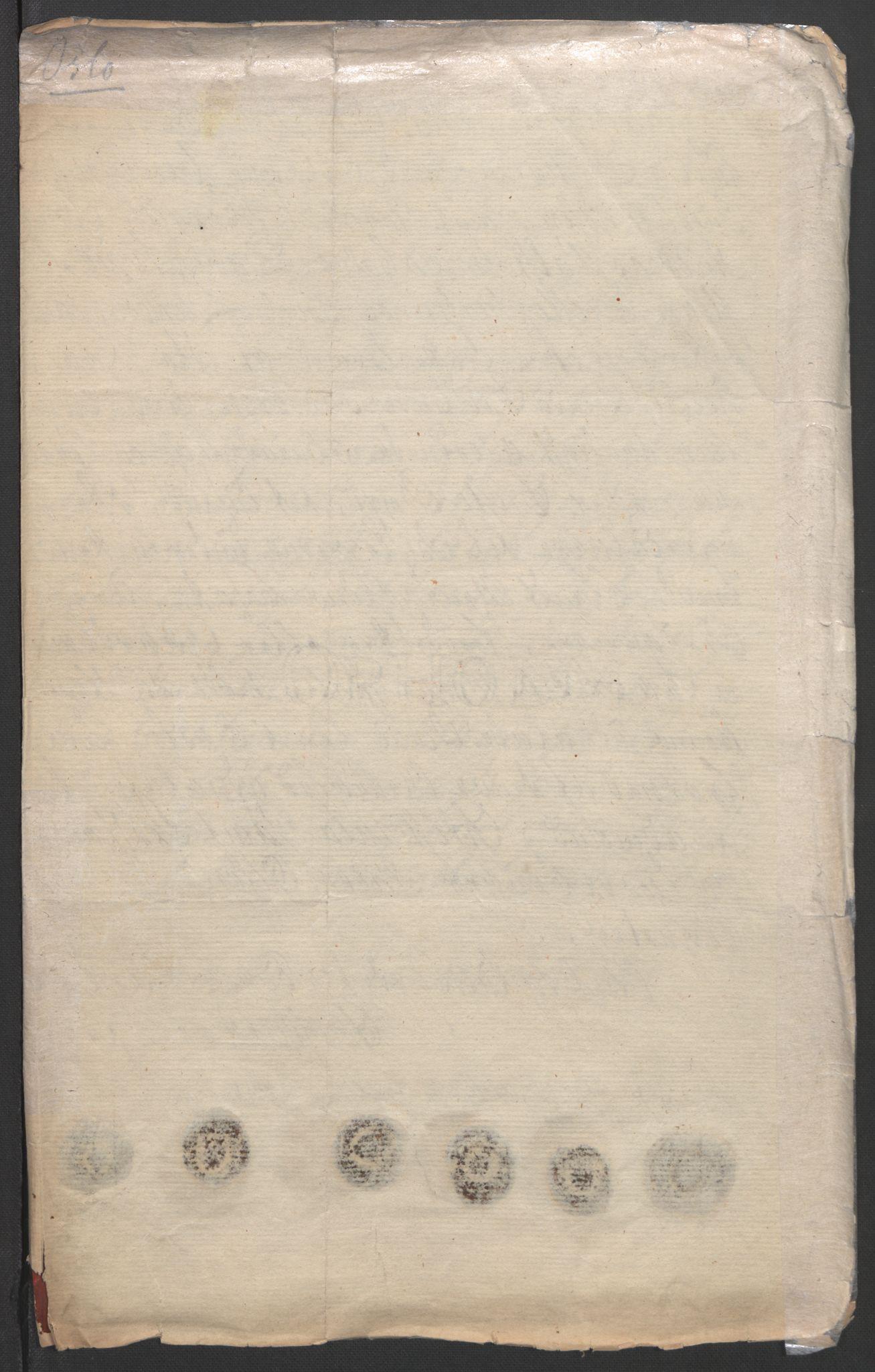 RA, Statsrådssekretariatet, D/Db/L0007: Fullmakter for Eidsvollsrepresentantene i 1814. , 1814, s. 200