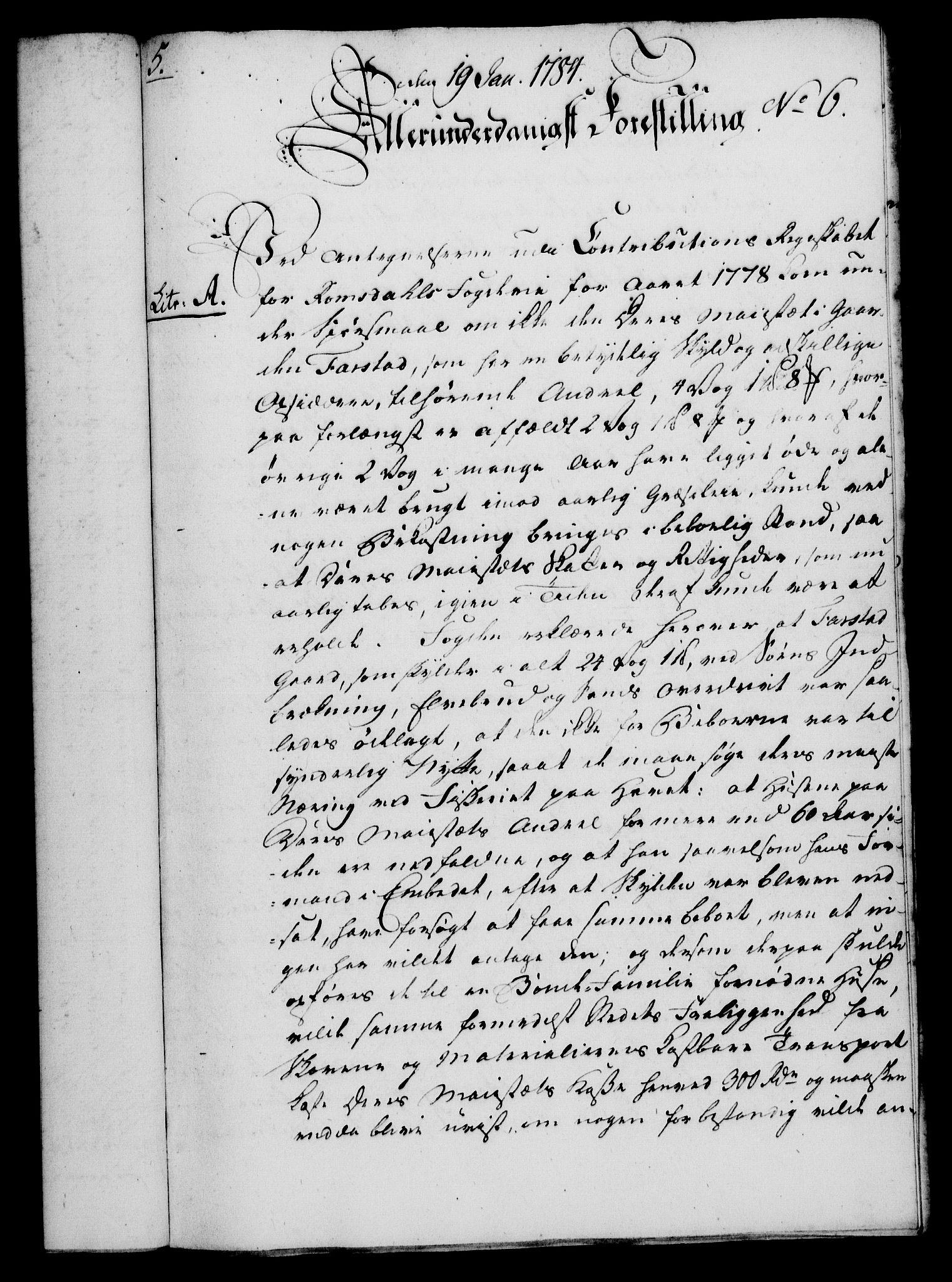 RA, Rentekammeret, Kammerkanselliet, G/Gf/Gfa/L0066: Norsk relasjons- og resolusjonsprotokoll (merket RK 52.66), 1784, s. 70