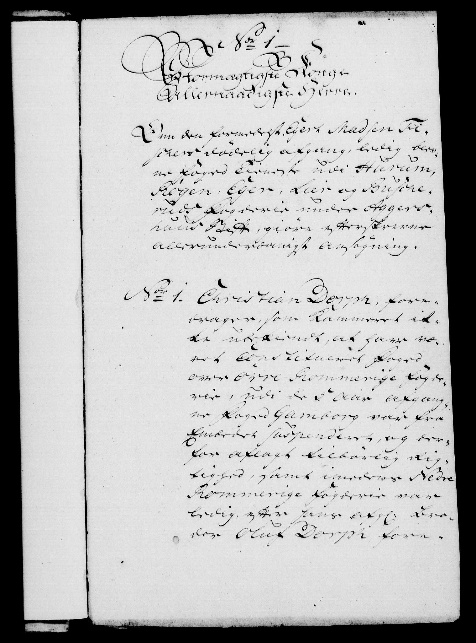 RA, Rentekammeret, Kammerkanselliet, G/Gf/Gfa/L0047: Norsk relasjons- og resolusjonsprotokoll (merket RK 52.47), 1765, s. 28