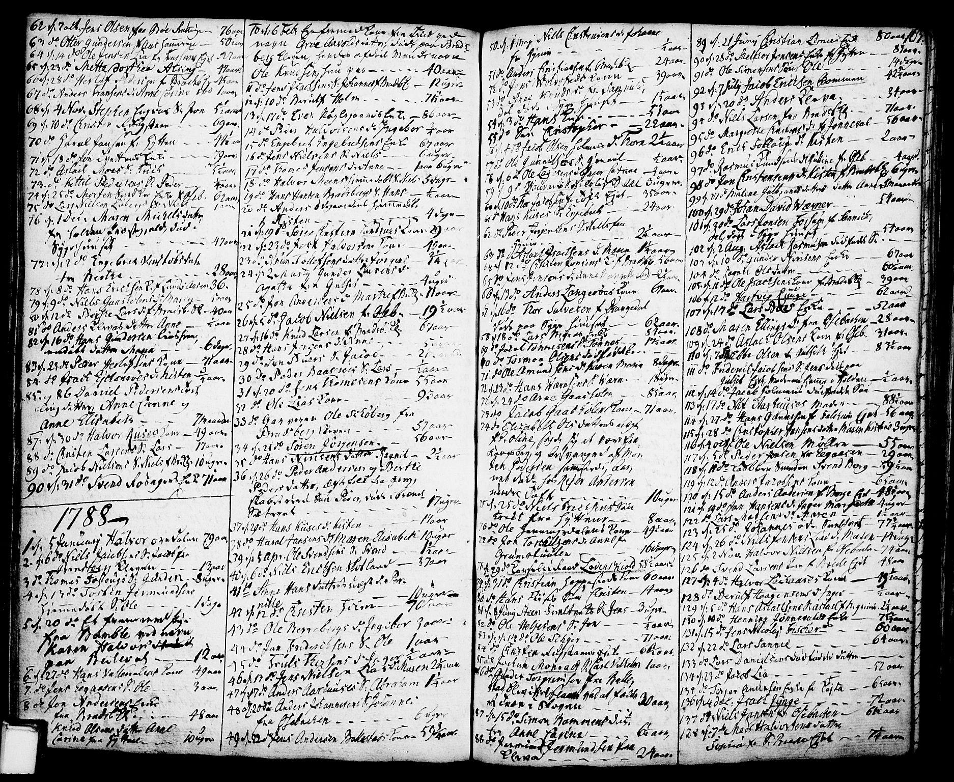 SAKO, Gjerpen kirkebøker, F/Fa/L0002: Ministerialbok nr. 2, 1747-1795, s. 163