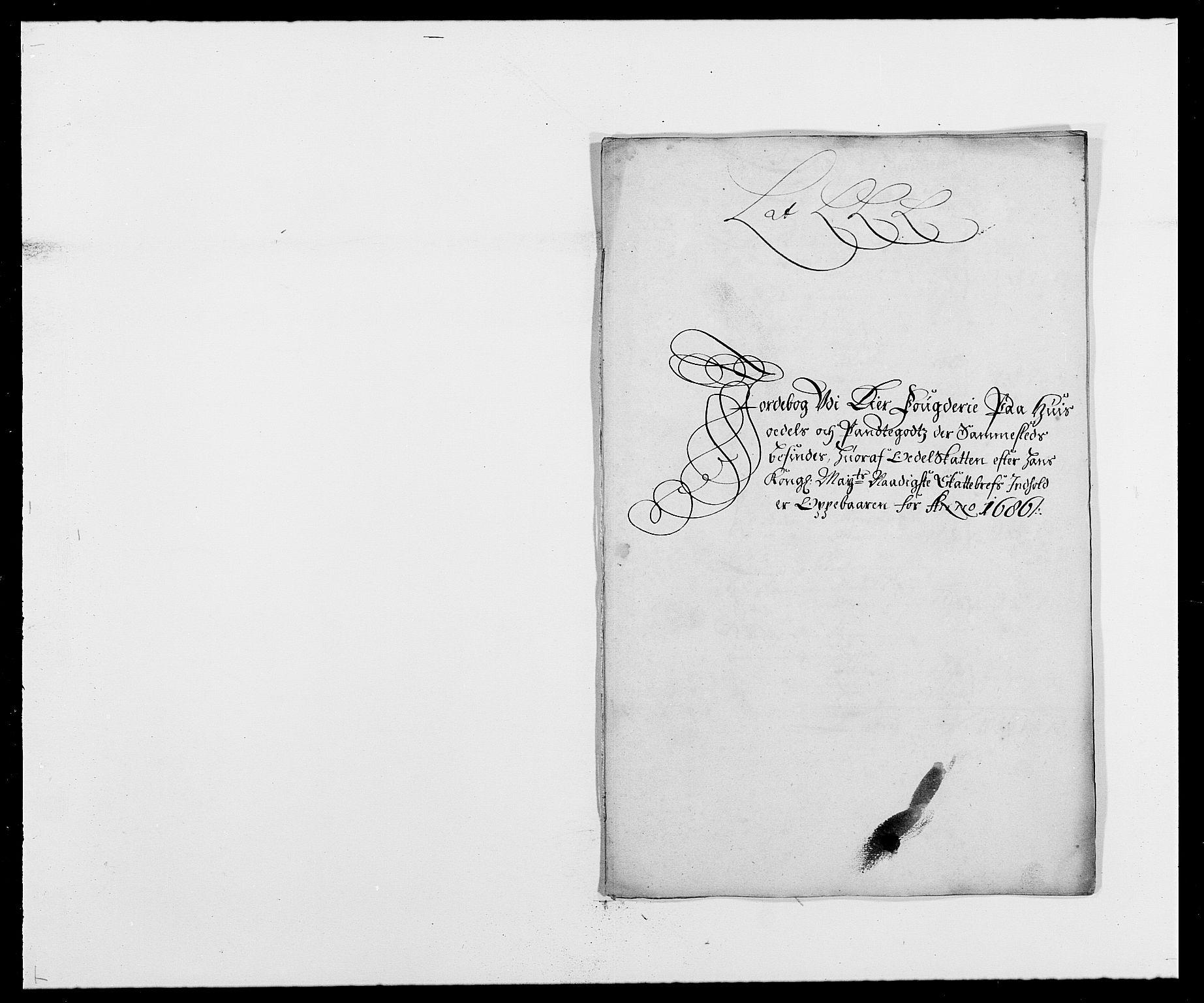 RA, Rentekammeret inntil 1814, Reviderte regnskaper, Fogderegnskap, R27/L1687: Fogderegnskap Lier, 1678-1686, s. 260