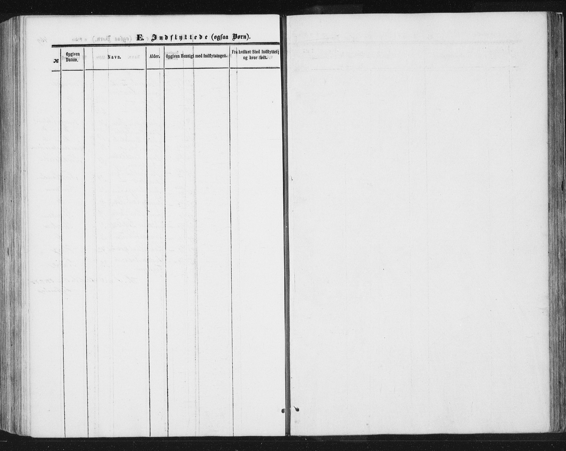 SAT, Ministerialprotokoller, klokkerbøker og fødselsregistre - Sør-Trøndelag, 691/L1077: Ministerialbok nr. 691A09, 1862-1873