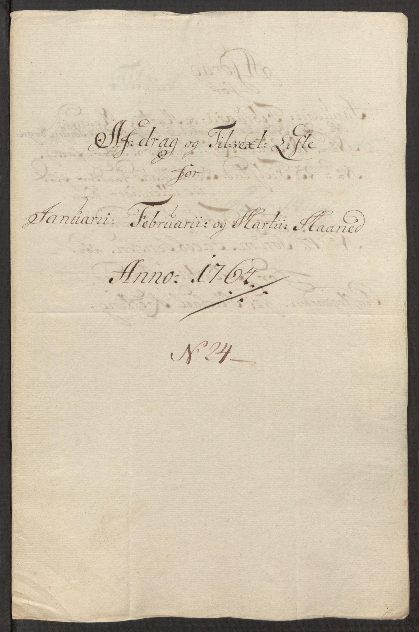 RA, Rentekammeret inntil 1814, Reviderte regnskaper, Fogderegnskap, R12/L0803: Ekstraskatten Øvre Romerike, 1763-1764, s. 484