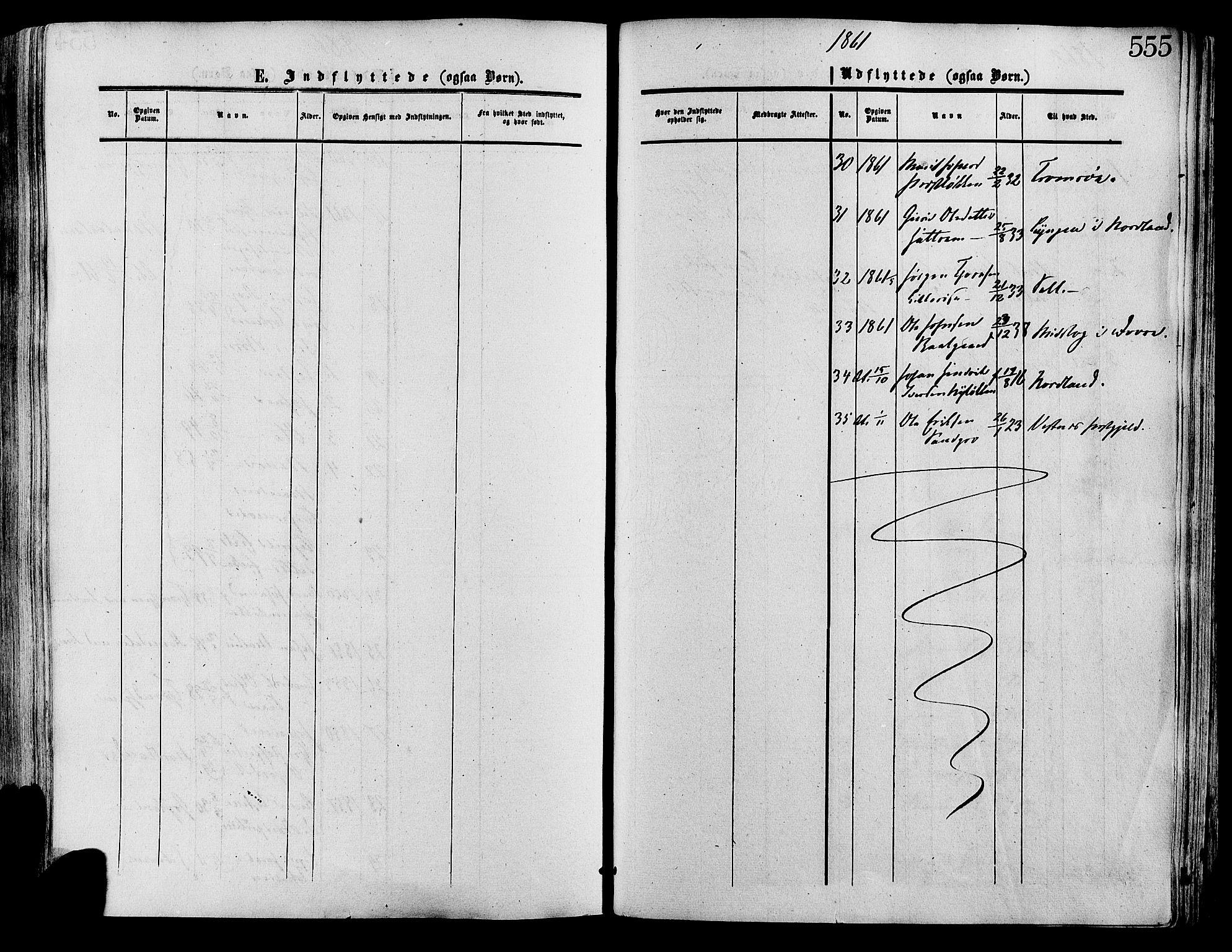 SAH, Lesja prestekontor, Ministerialbok nr. 8, 1854-1880, s. 555