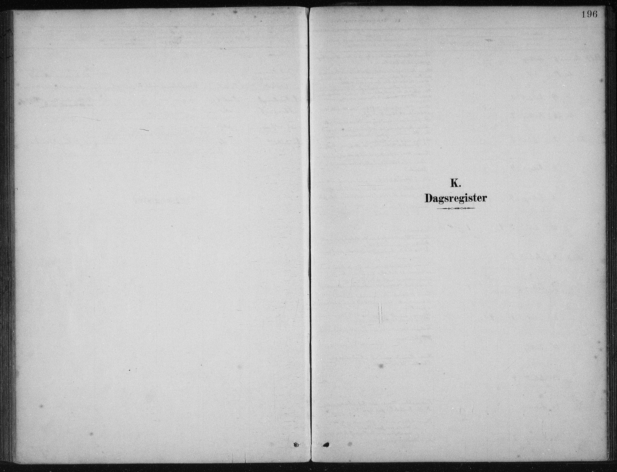 SAB, Fjelberg Sokneprestembete, H/Haa: Ministerialbok nr. B  1, 1879-1919, s. 196