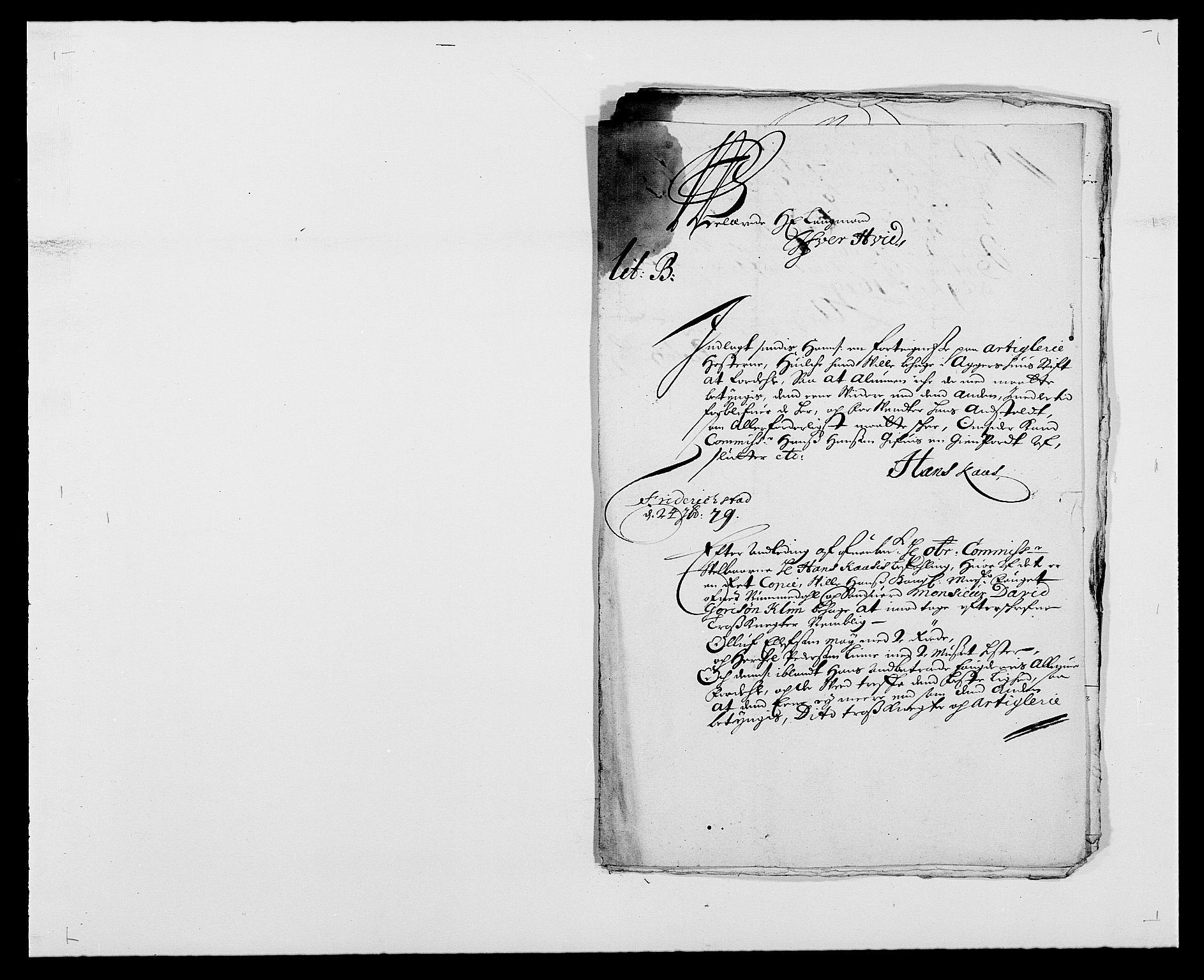 RA, Rentekammeret inntil 1814, Reviderte regnskaper, Fogderegnskap, R24/L1569: Fogderegnskap Numedal og Sandsvær, 1679-1686, s. 157