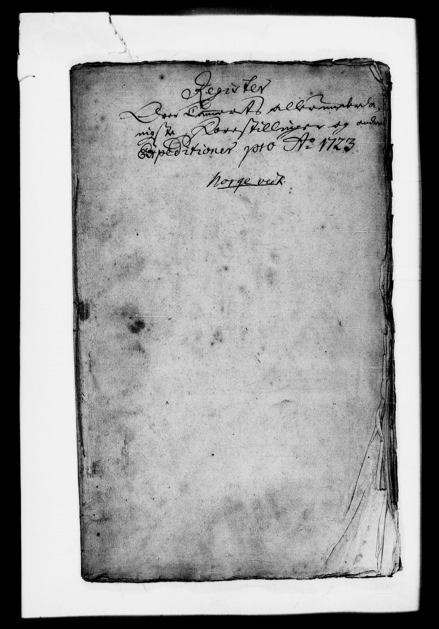 RA, Rentekammeret, Kammerkanselliet, G/Gf/Gfb/L0001: Register til norske relasjons- og resolusjonsprotokoller (merket RK 52.96), 1720-1749, s. 278