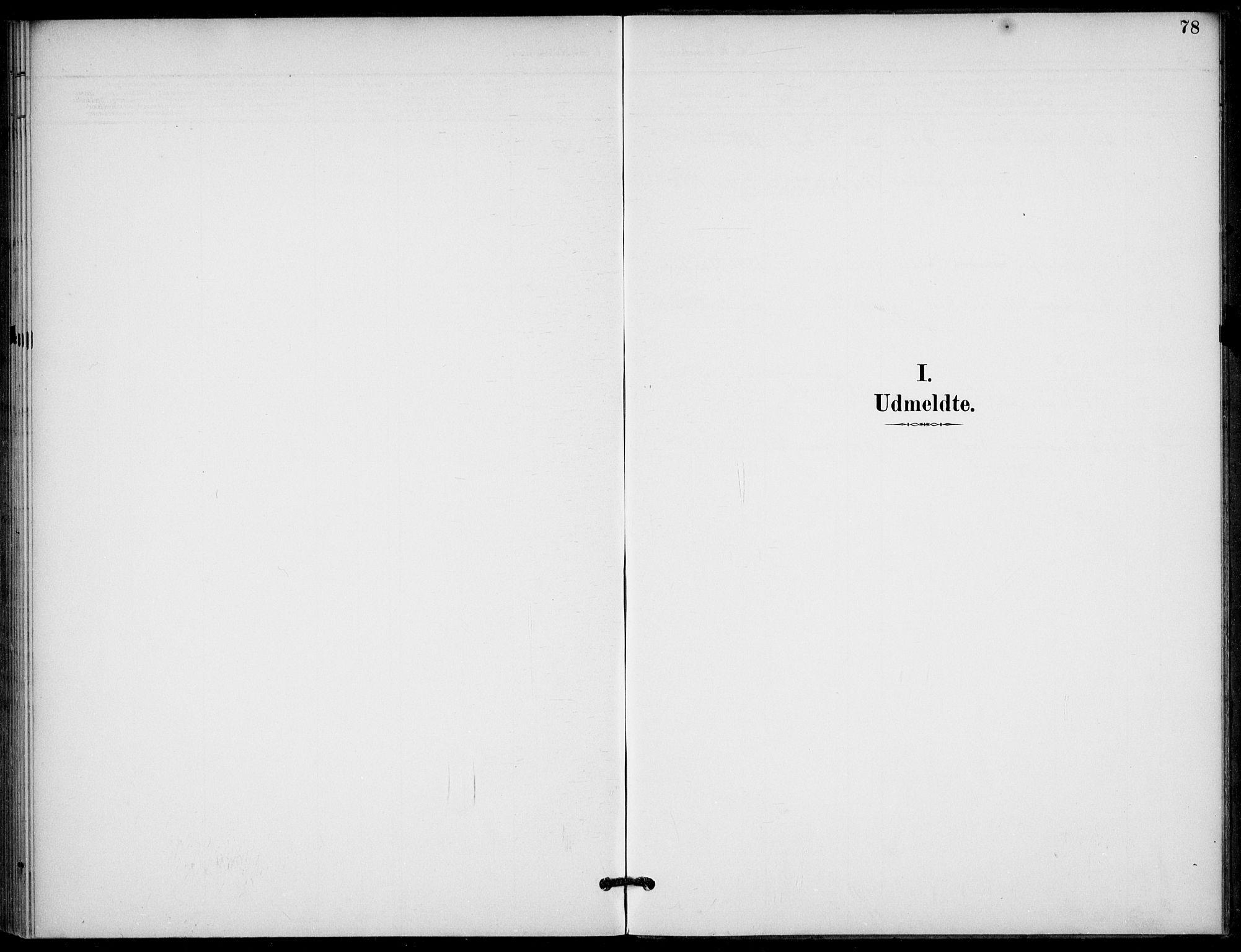 SAKO, Lunde kirkebøker, F/Fb/L0004: Ministerialbok nr. II 4, 1892-1907, s. 78