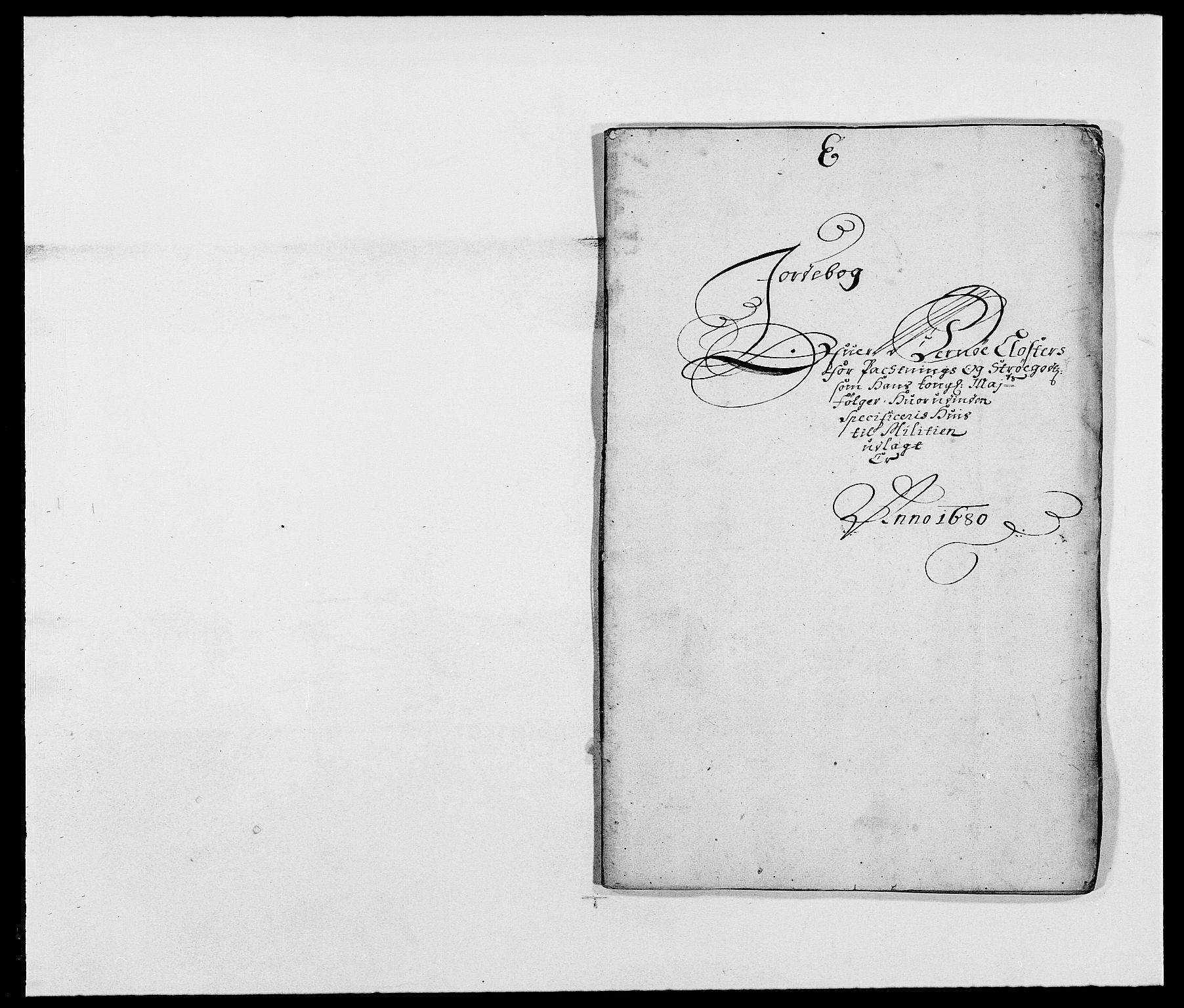 RA, Rentekammeret inntil 1814, Reviderte regnskaper, Fogderegnskap, R02/L0101: Fogderegnskap Moss og Verne kloster, 1680, s. 129