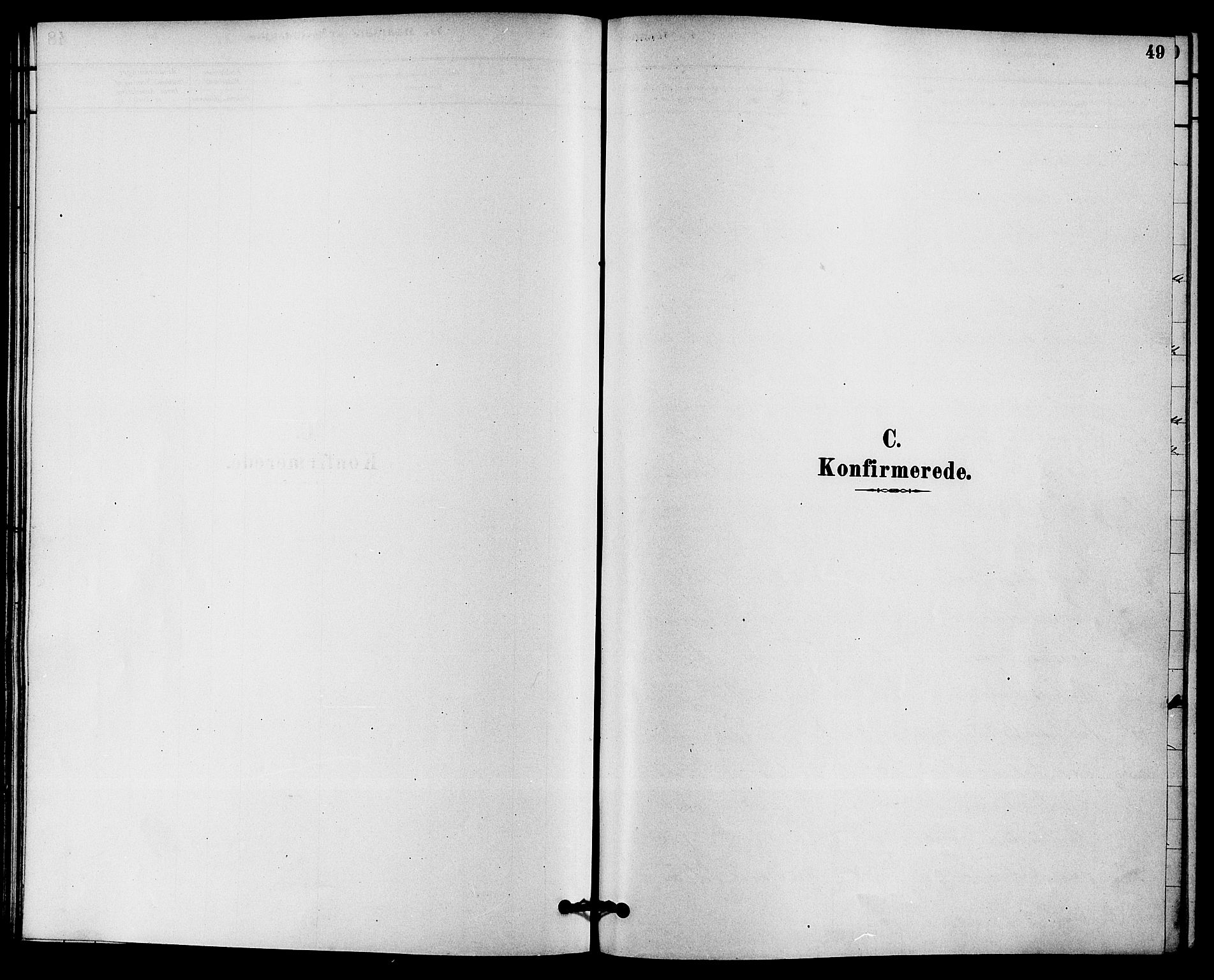 SAKO, Solum kirkebøker, F/Fc/L0001: Ministerialbok nr. III 1, 1877-1891, s. 49