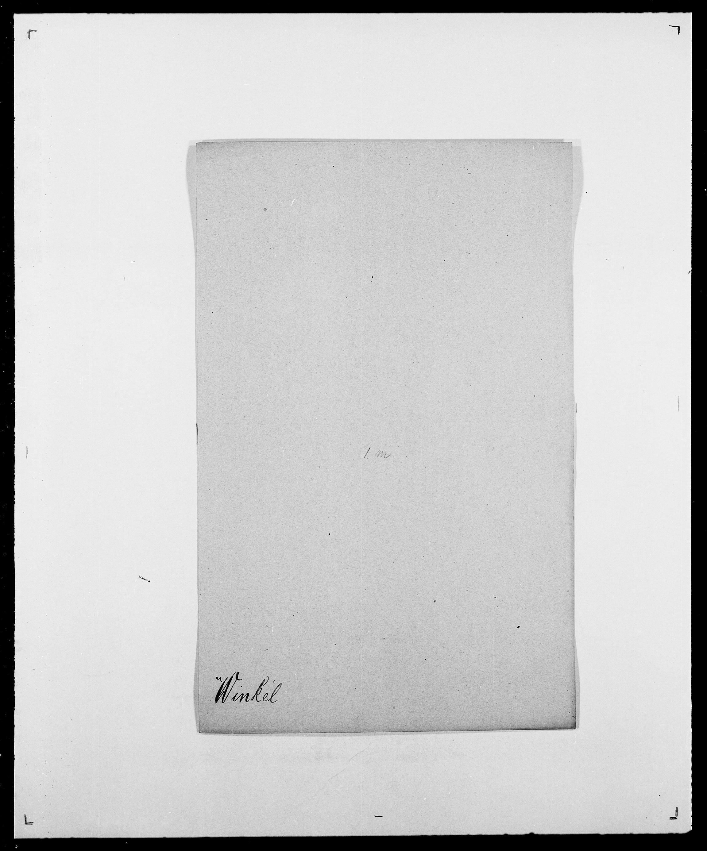 SAO, Delgobe, Charles Antoine - samling, D/Da/L0042: Vilain - Wulf, Wulff, se også Wolf, s. 251