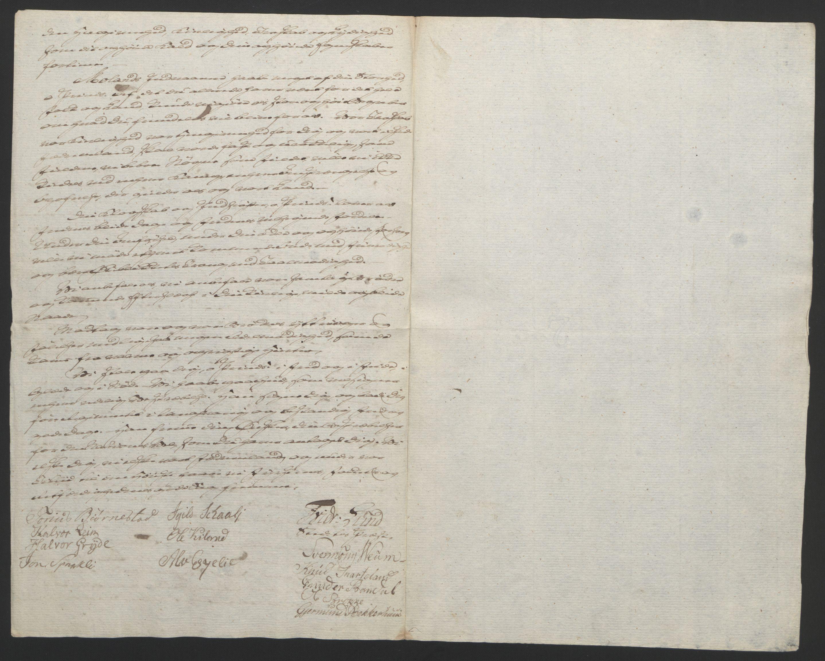 RA, Statsrådssekretariatet, D/Db/L0008: Fullmakter for Eidsvollsrepresentantene i 1814. , 1814, s. 61