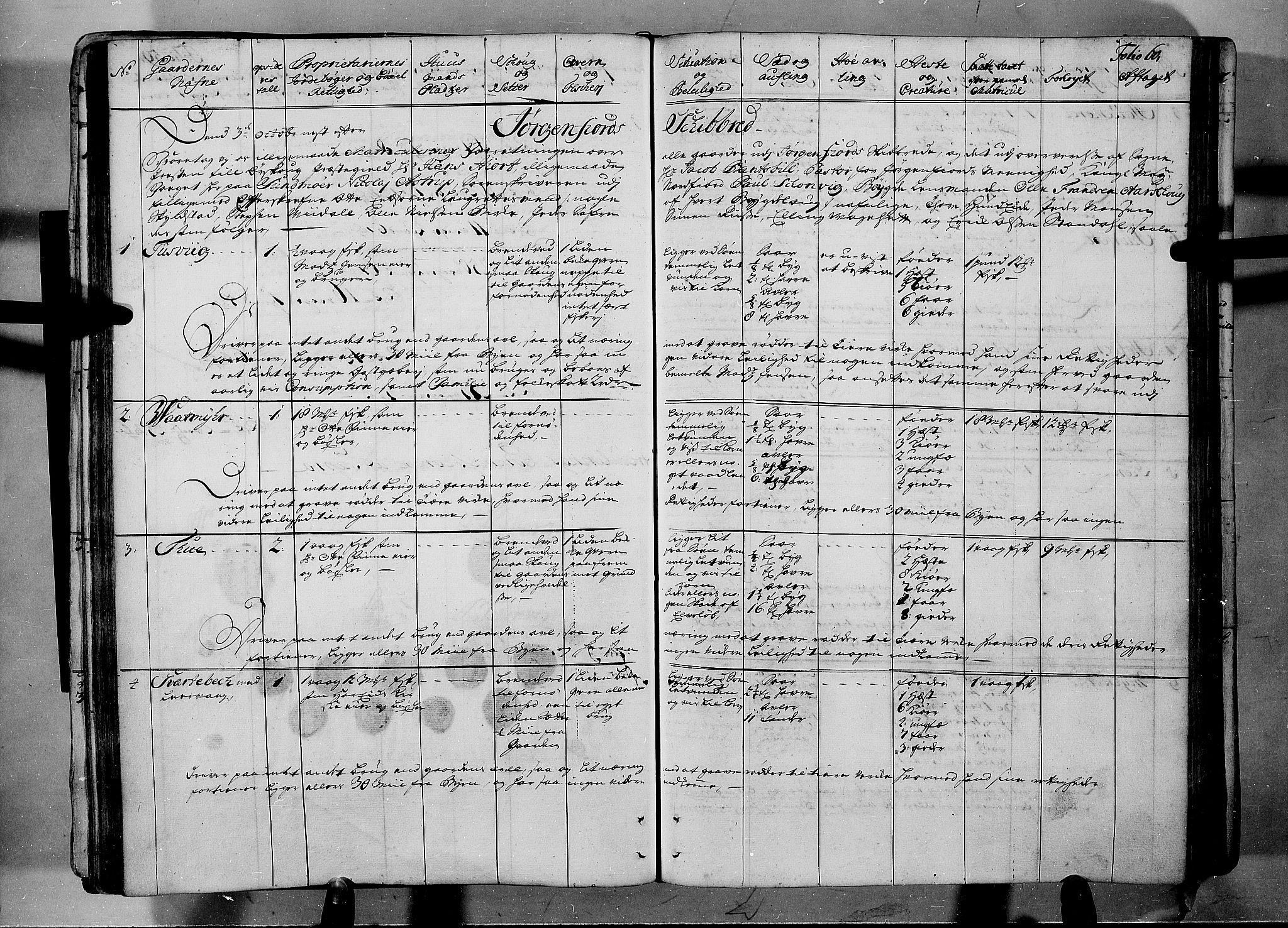 RA, Rentekammeret inntil 1814, Realistisk ordnet avdeling, N/Nb/Nbf/L0150: Sunnmøre eksaminasjonsprotokoll, 1724, s. 59b-60a