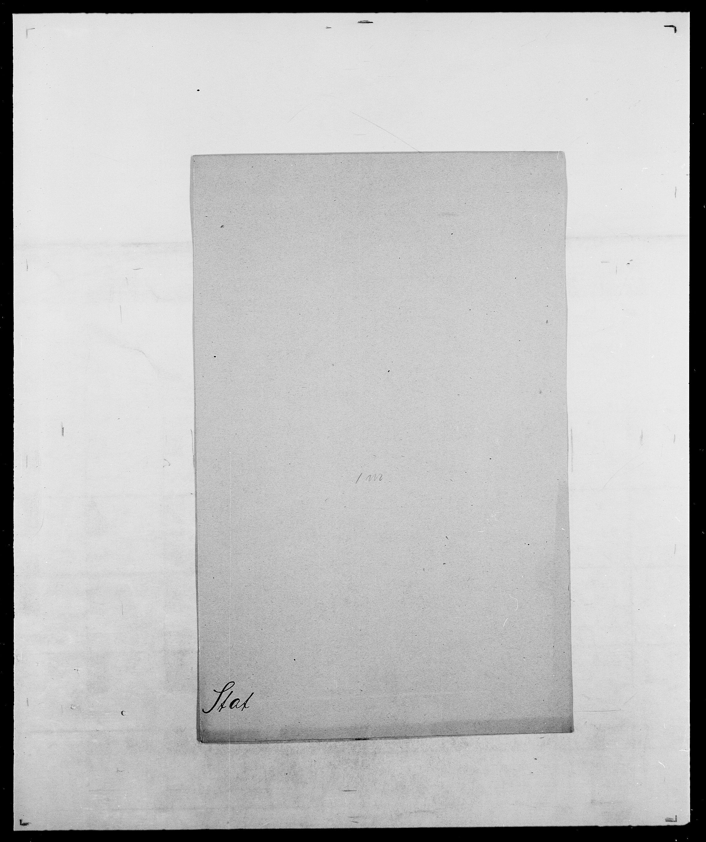 SAO, Delgobe, Charles Antoine - samling, D/Da/L0036: Skaanør - Staverskov, s. 996