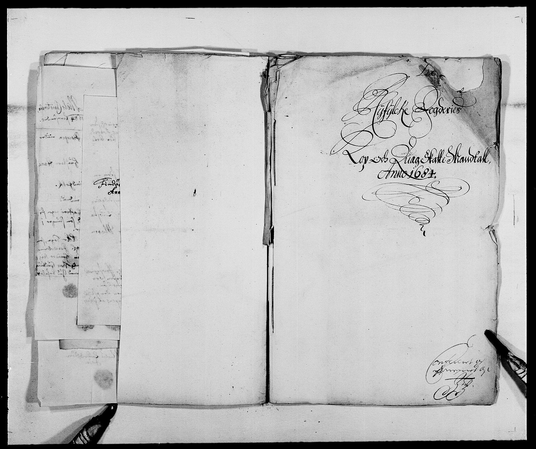 RA, Rentekammeret inntil 1814, Reviderte regnskaper, Fogderegnskap, R47/L2854: Fogderegnskap Ryfylke, 1684, s. 228