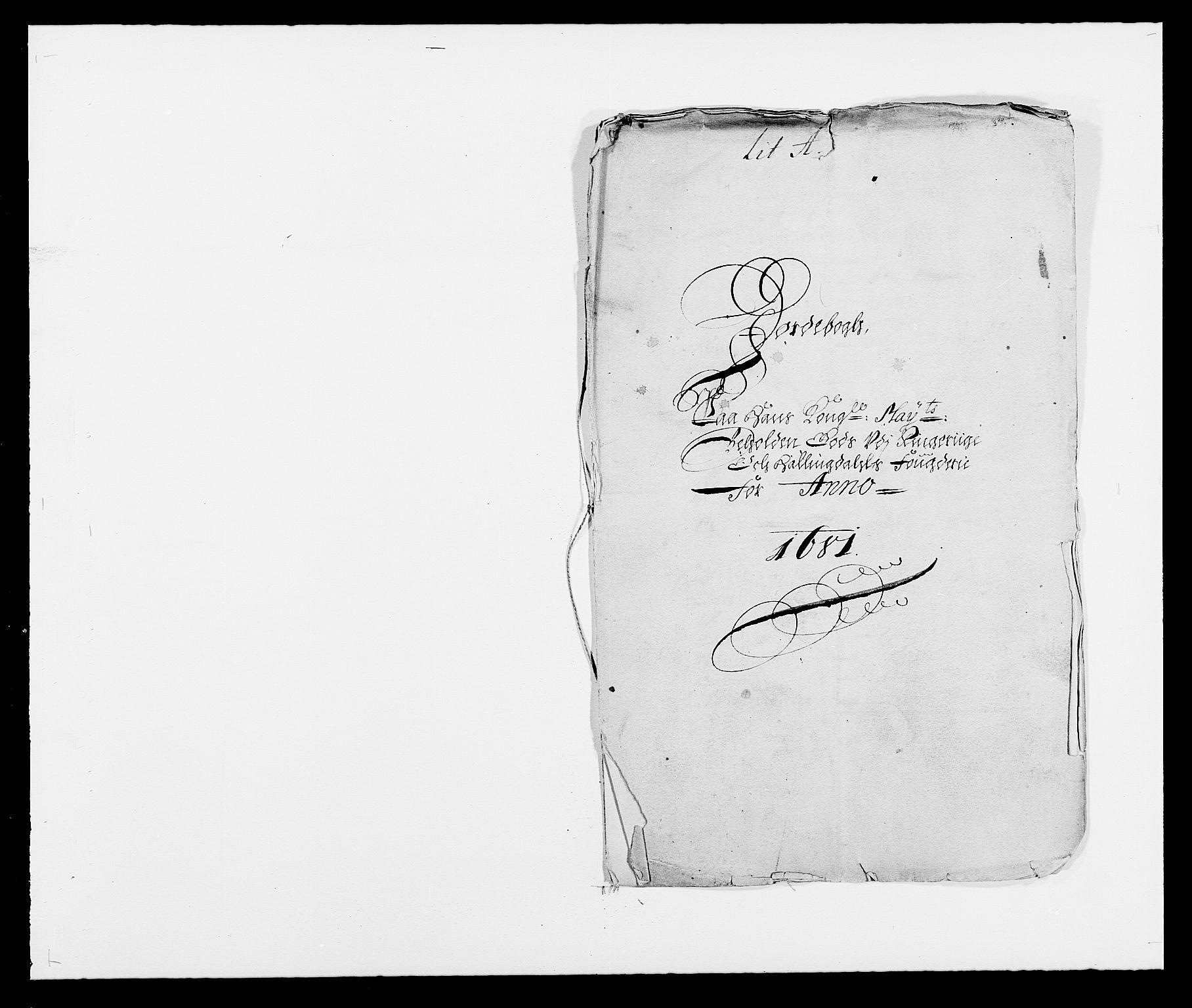 RA, Rentekammeret inntil 1814, Reviderte regnskaper, Fogderegnskap, R21/L1445: Fogderegnskap Ringerike og Hallingdal, 1681-1689, s. 36
