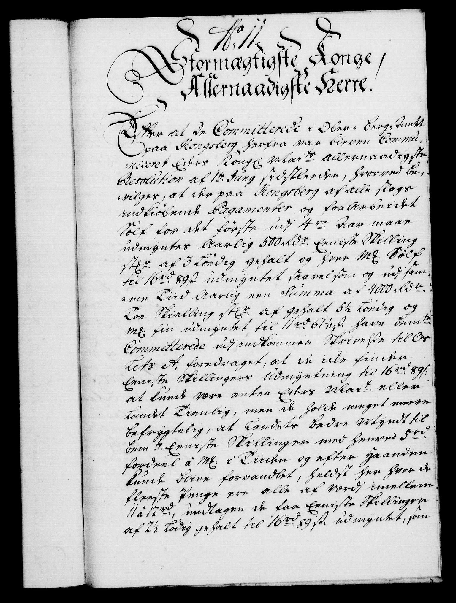 RA, Rentekammeret, Kammerkanselliet, G/Gf/Gfa/L0023: Norsk relasjons- og resolusjonsprotokoll (merket RK 52.23), 1740, s. 88