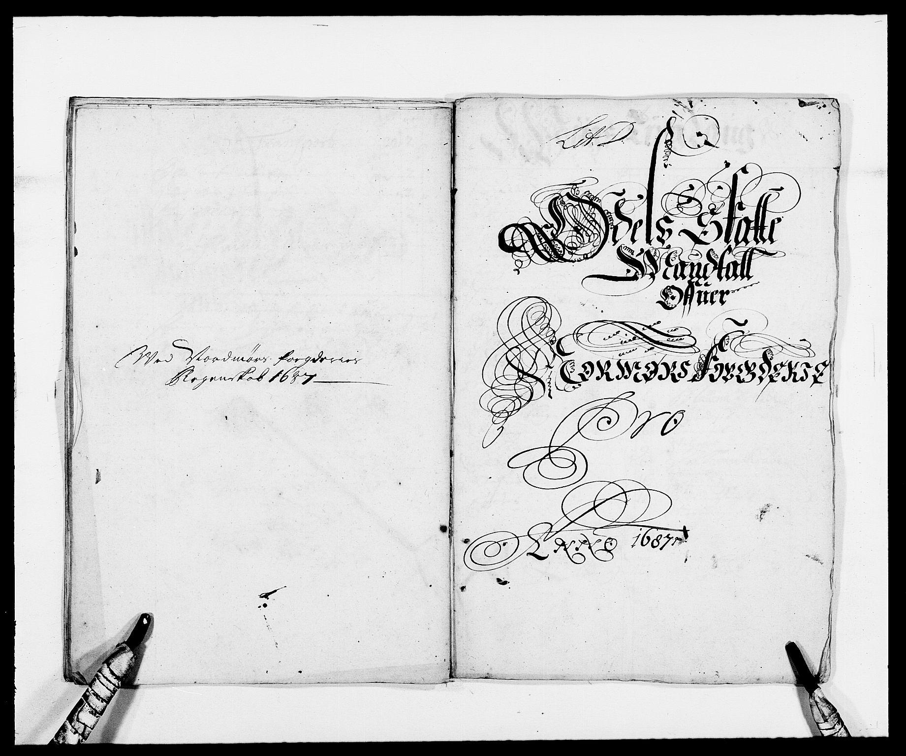 RA, Rentekammeret inntil 1814, Reviderte regnskaper, Fogderegnskap, R56/L3733: Fogderegnskap Nordmøre, 1687-1689, s. 26