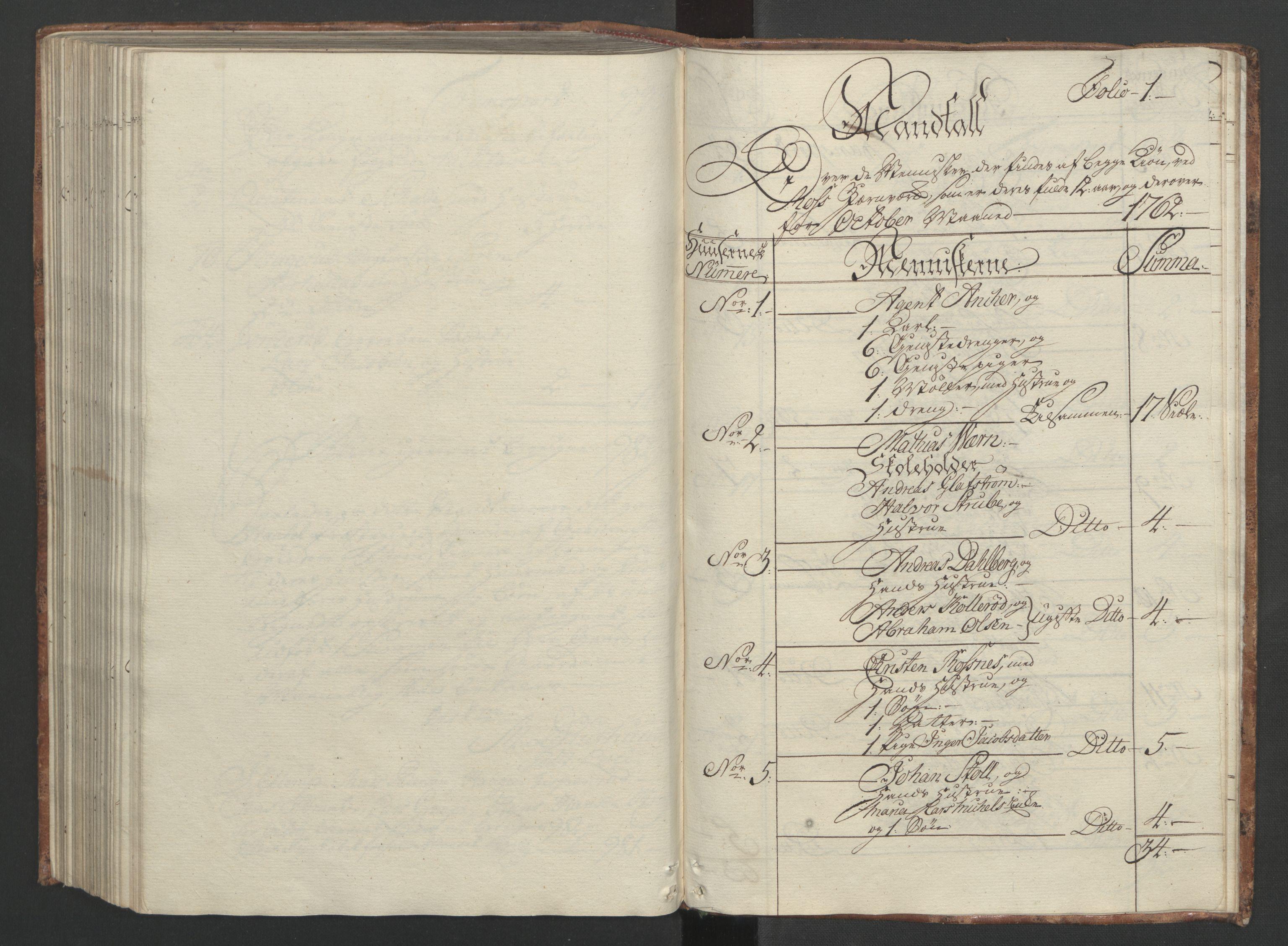 RA, Rentekammeret inntil 1814, Reviderte regnskaper, Fogderegnskap, R04/L0260: Ekstraskatten Moss, Onsøy, Tune, Veme og Åbygge, 1762, s. 287