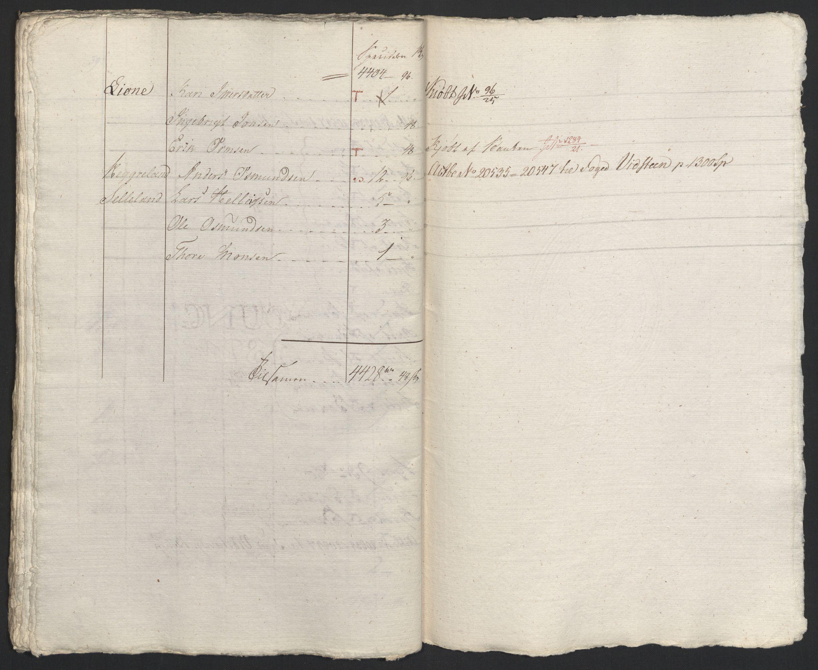 NOBA, Norges Bank/Sølvskatten 1816*, 1816, s. 250