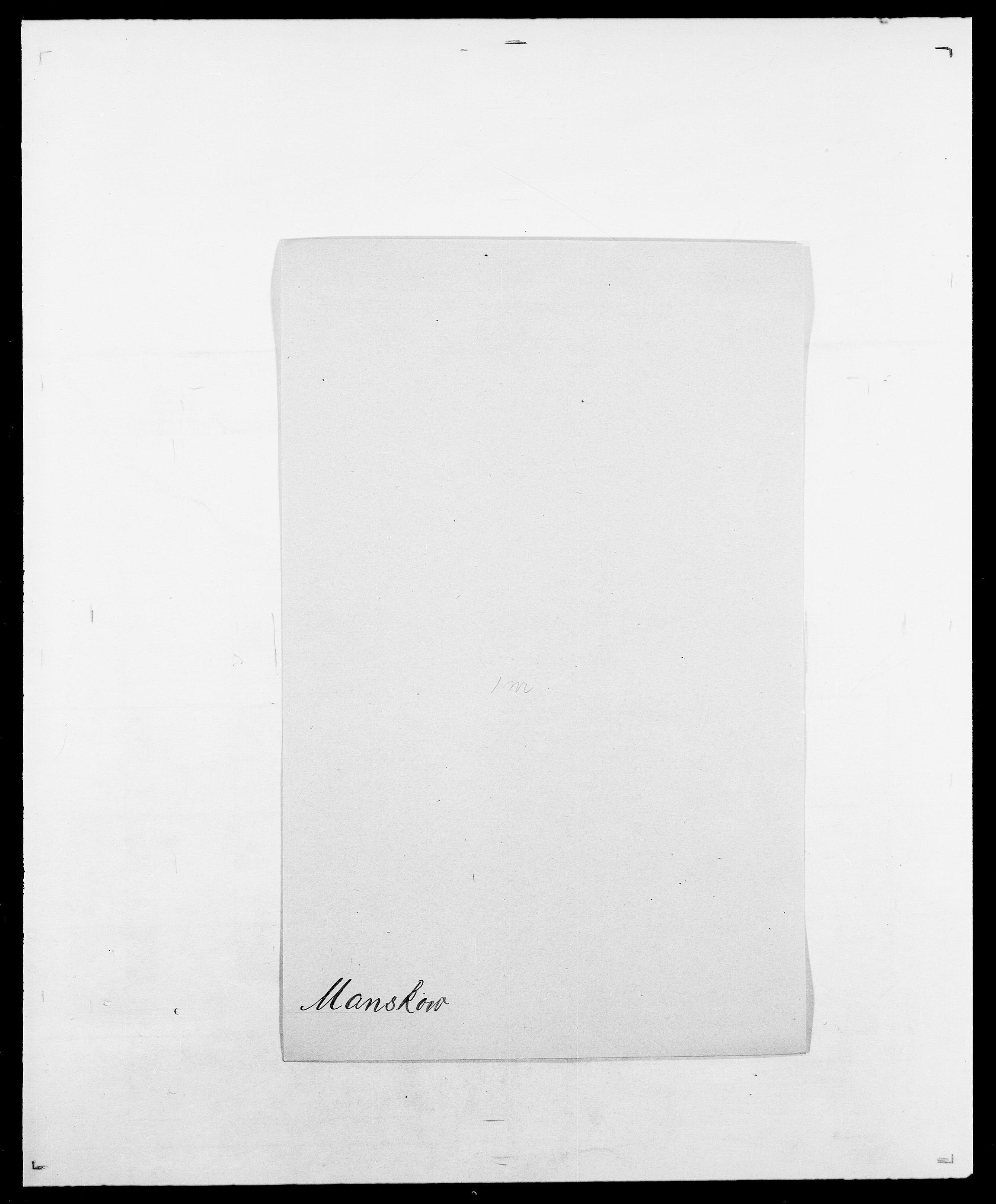 SAO, Delgobe, Charles Antoine - samling, D/Da/L0025: Løberg - Mazar, s. 317